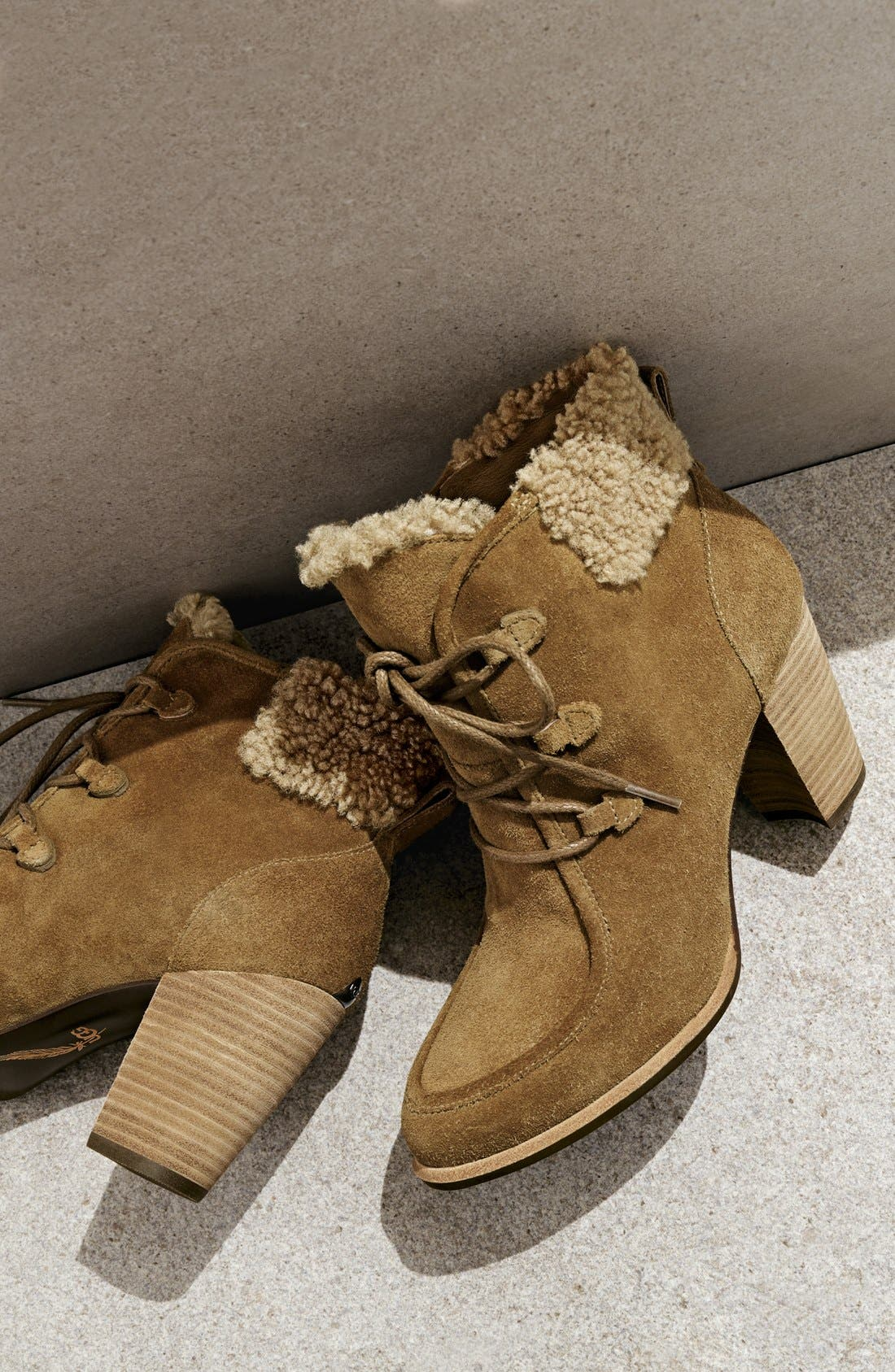 Alternate Image 5  - UGG® Australia 'Analise' Hiker Bootie (Women)