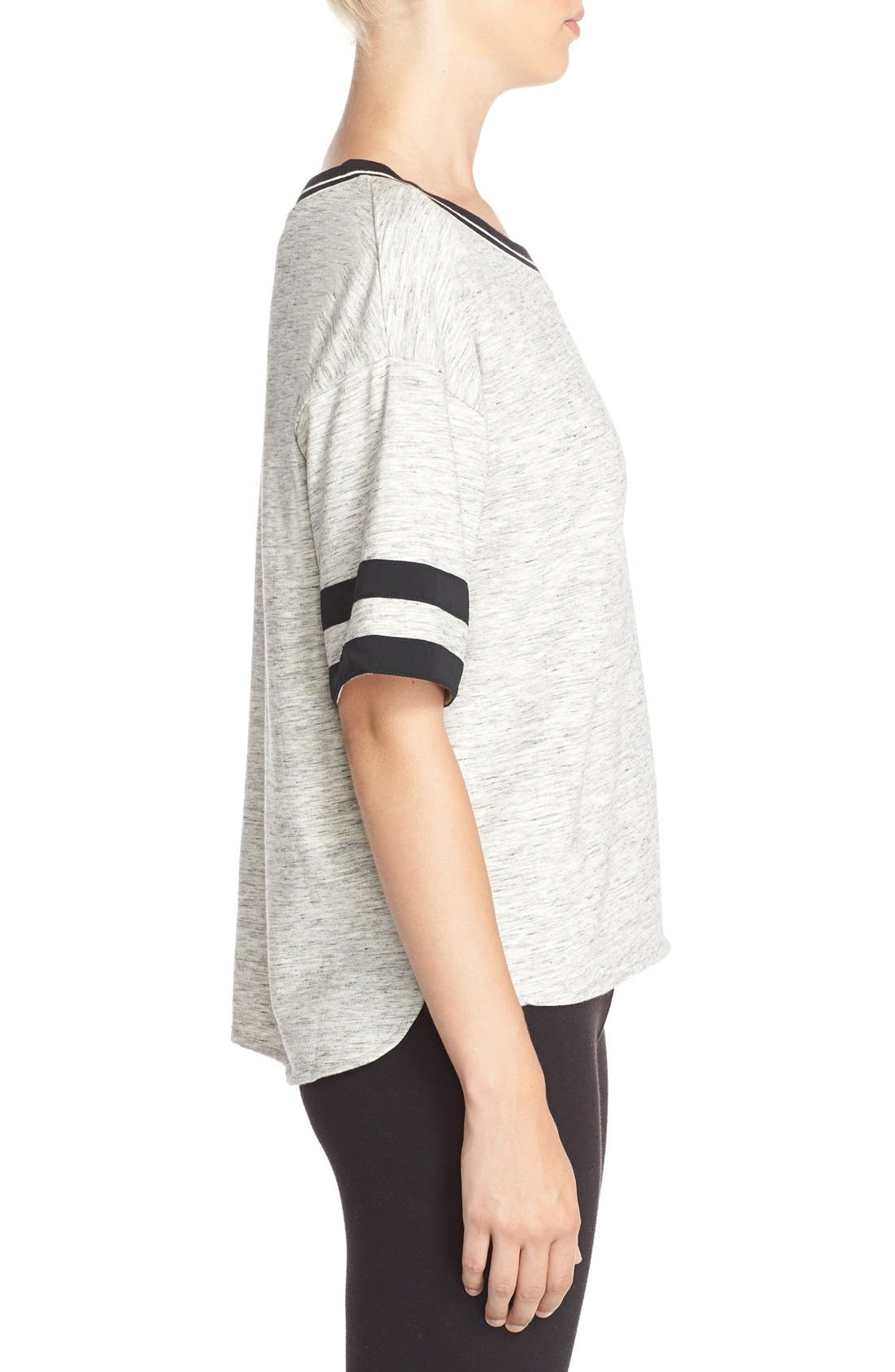 Alternate Image 3  - DKNYShort Sleeve Top