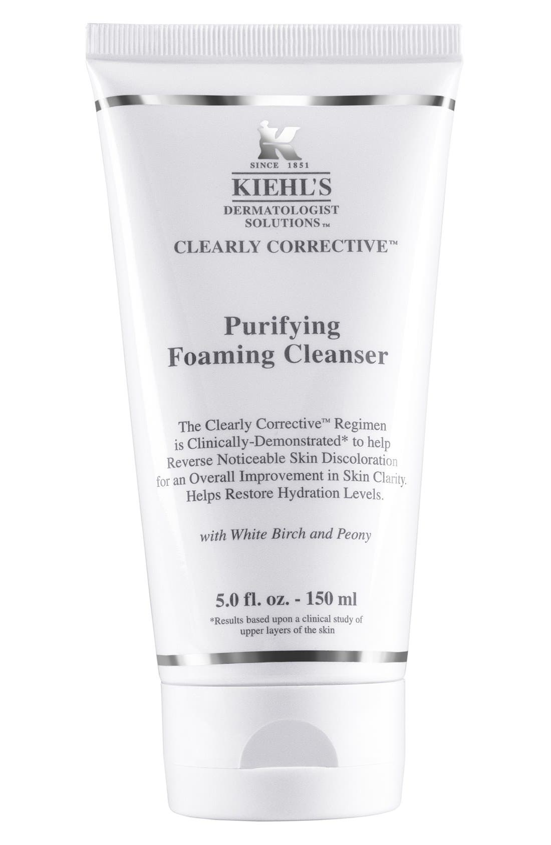 Kiehl's Since 1851 'Clearly Corrective™' Purifying Foaming Cleanser