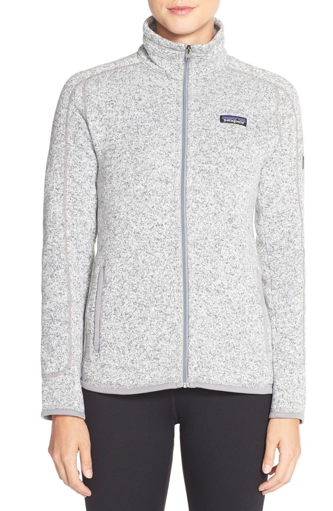 Main Image - Patagonia 'BetterSweater' Jacket
