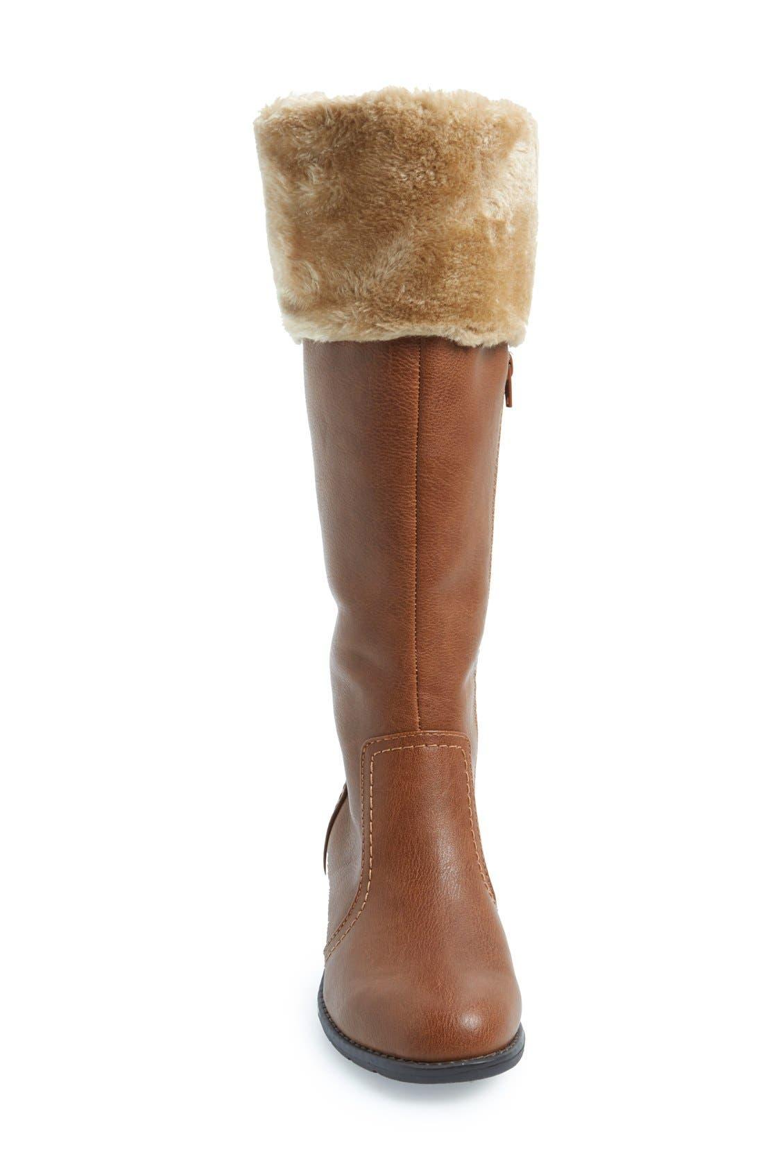 Alternate Image 3  - Softspots'Campbell' Tall Boot (Women)