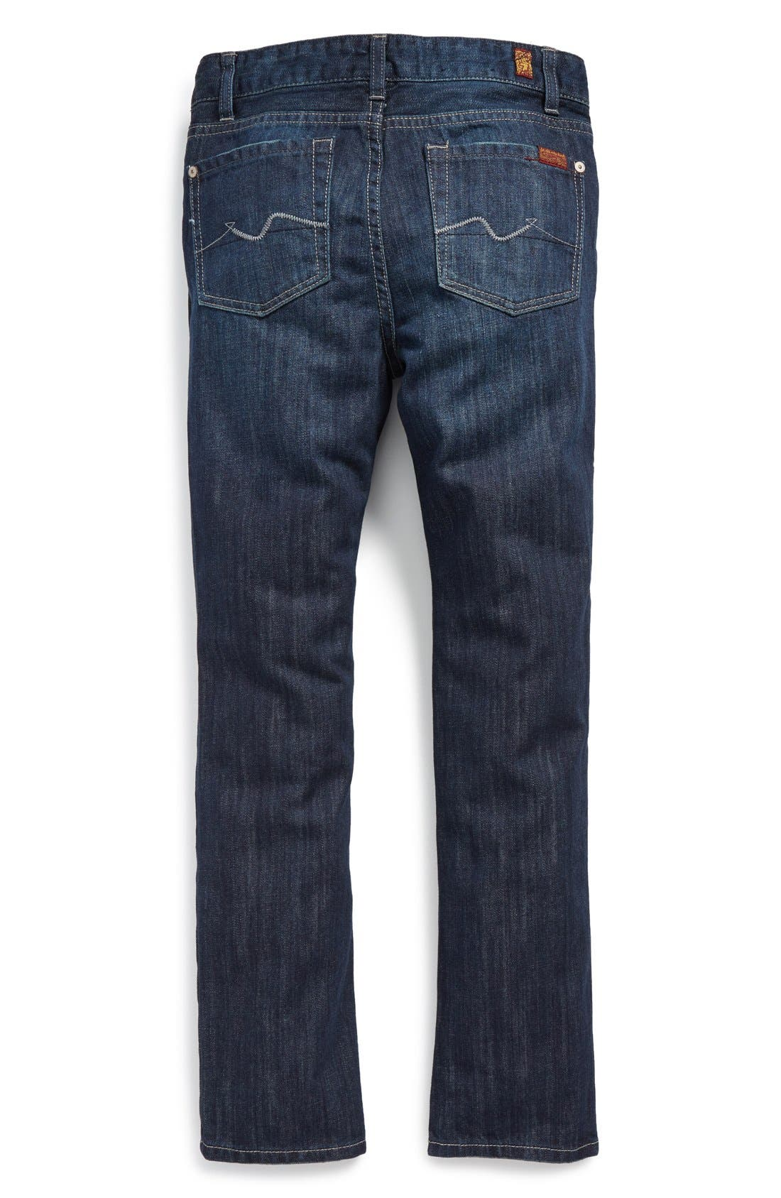 Alternate Image 3  - 7 For All Mankind® 'Slimmy' Jeans (Big Boys)