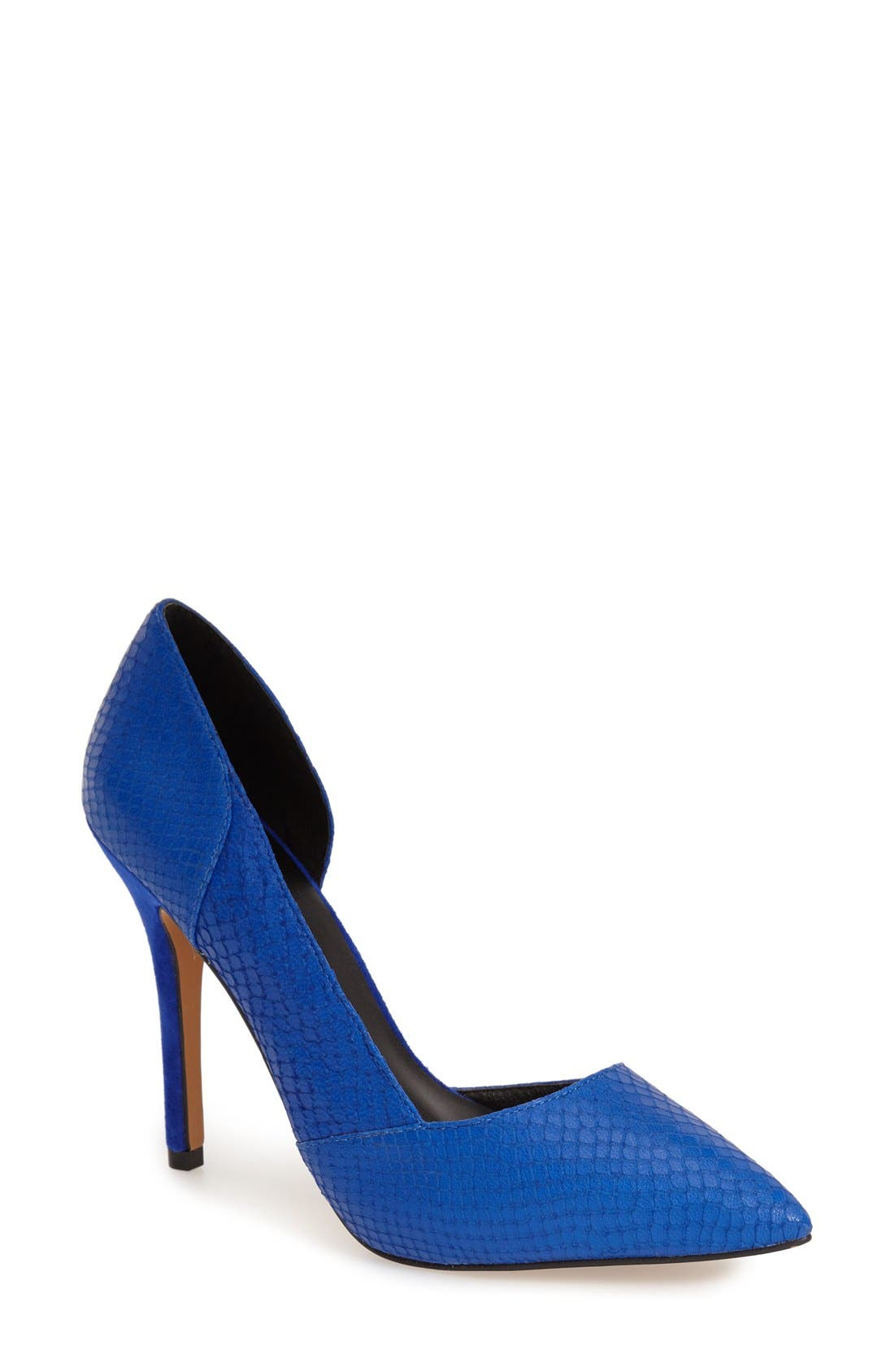Alternate Image 1 Selected - Nicole Miller 'Camilla' Pointy Toe Pump (Women)
