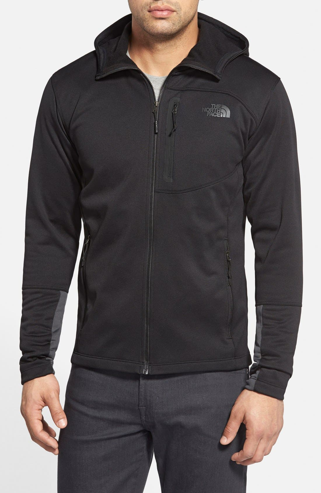 Main Image - The North Face 'Canyonlands' Full Zip Hoodie