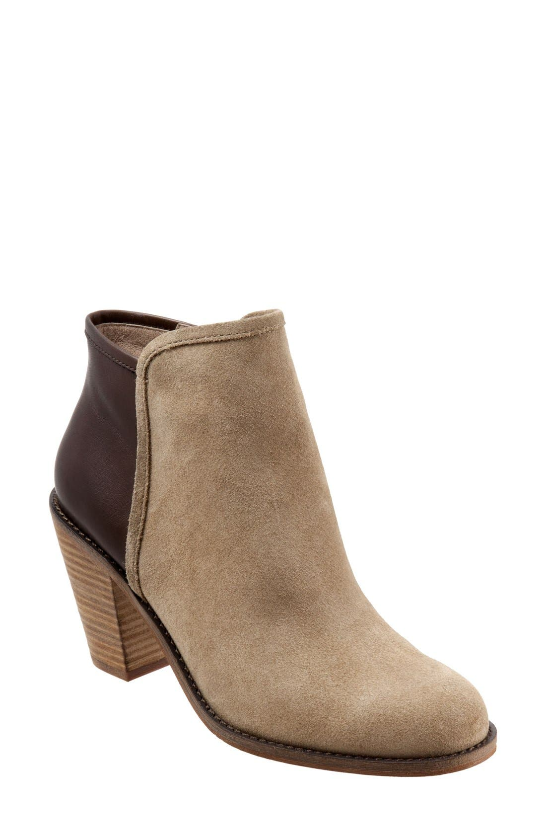 Main Image - SoftWalk® 'Frontier' Bootie (Women)