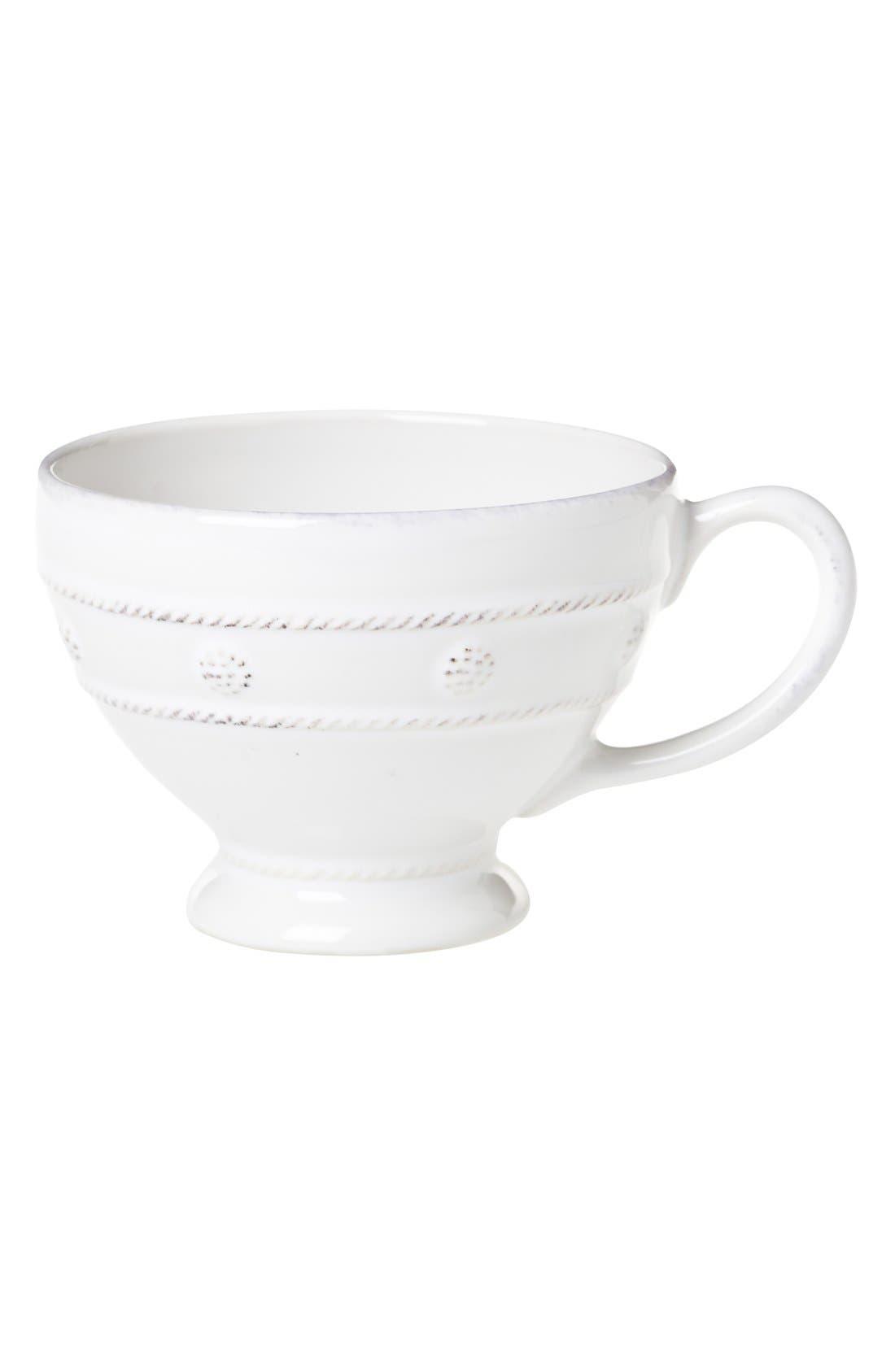 Alternate Image 1 Selected - Juliska'Berry and Thread' CeramicCoffee Mug