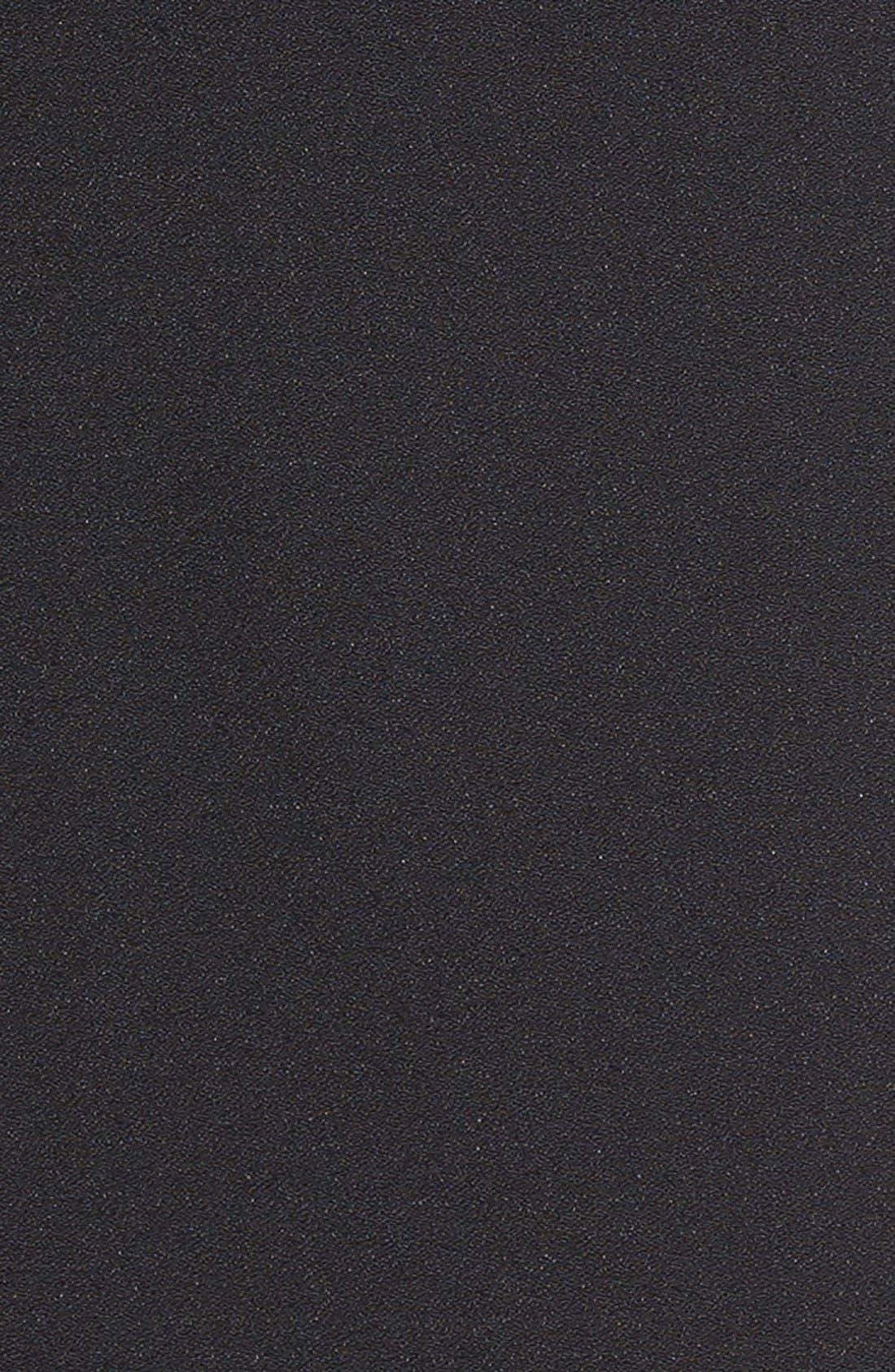 Alternate Image 5  - Ella Moss 'Stella' One Shoulder Crepe Dress