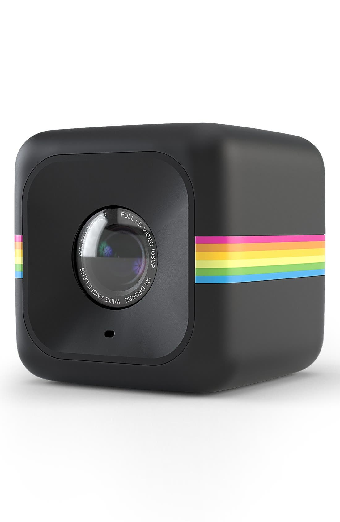 'CUBE' HD Action Camera,                         Main,                         color, Black