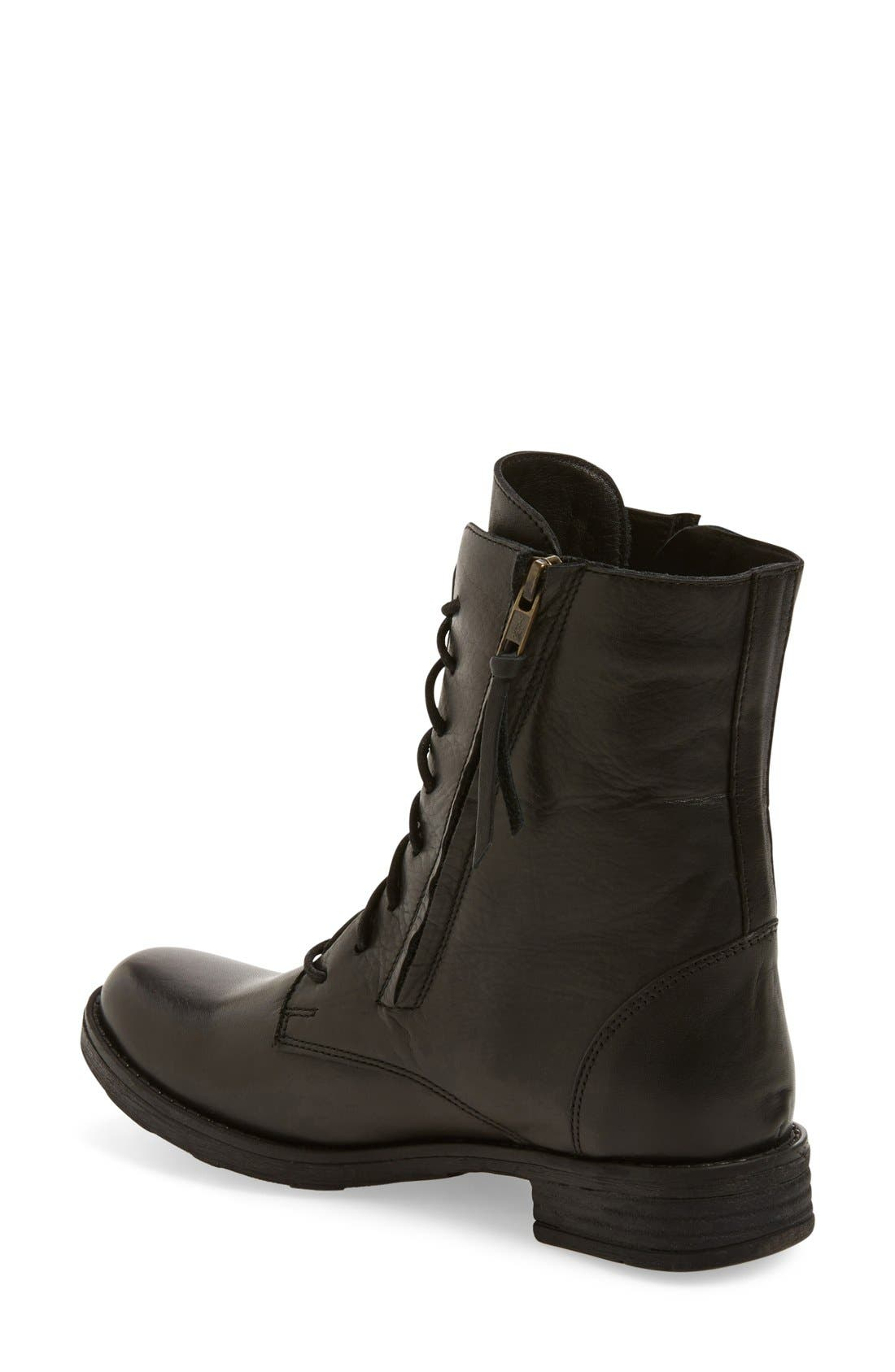 Alternate Image 2  - Miz Mooz 'Tuned' Lace-Up Boot (Women)