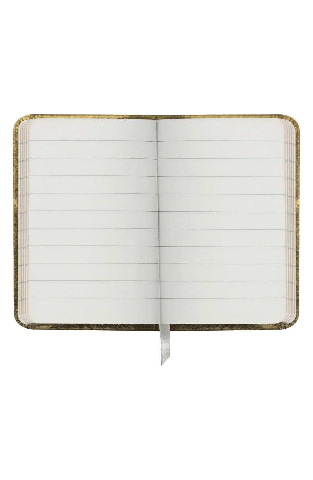 Alternate Image 2  - kate spade new york 'it's written in the stars' mini notebook