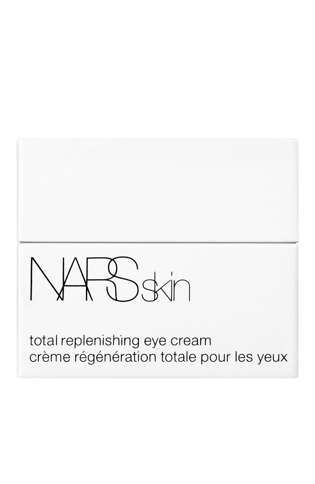 NARS Skin Total Replenishing Eye Cream Jar