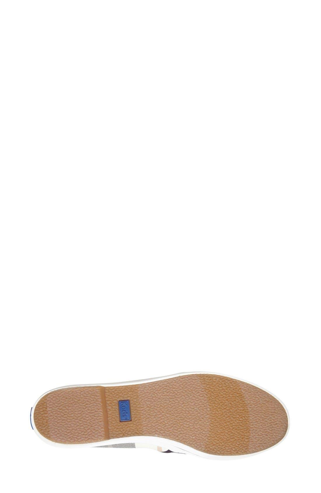 Alternate Image 4  - Keds® for kate spade new york 'decker' slip-on sneaker (Women)