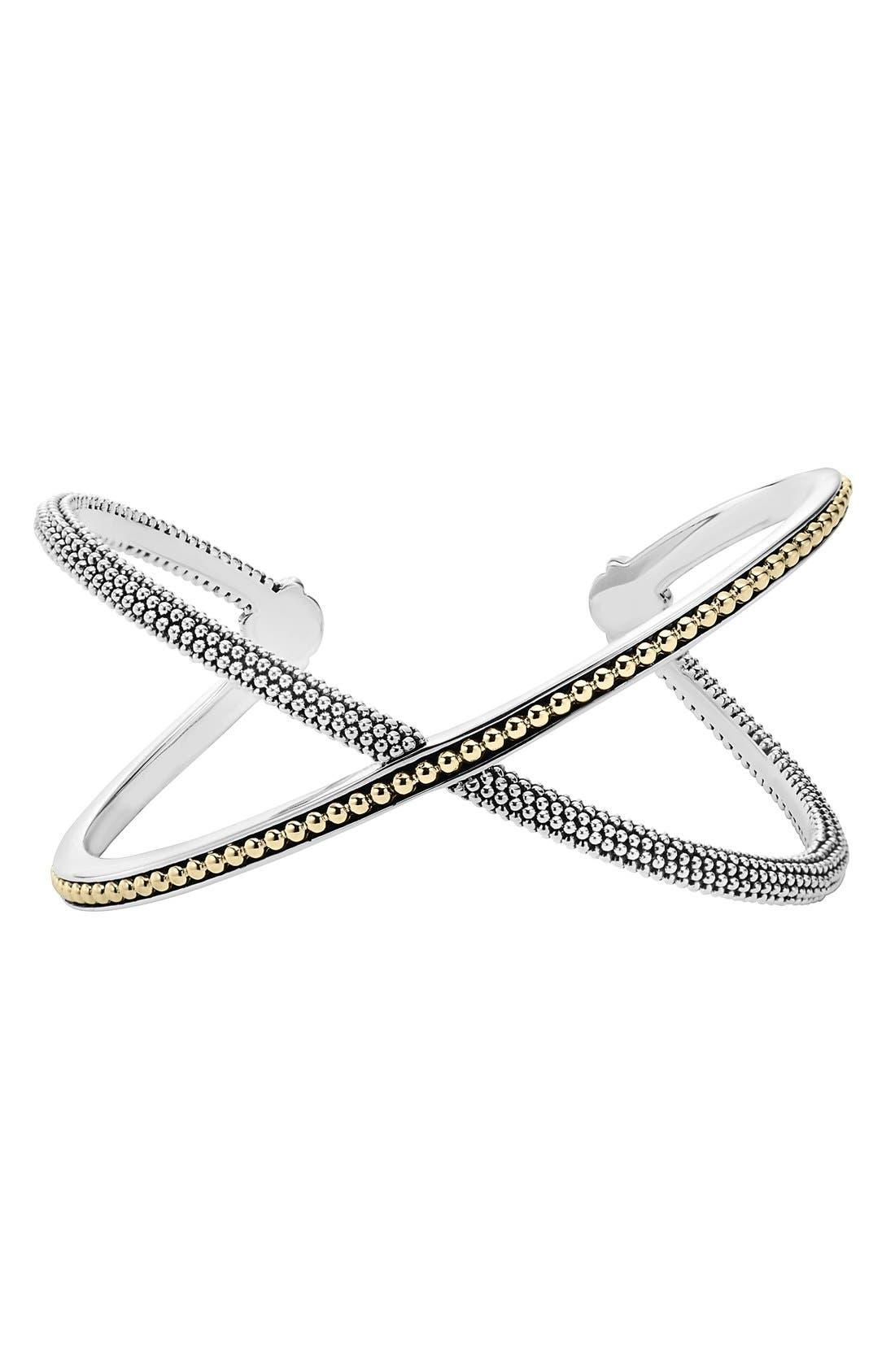 LAGOS Infinity Cuff Bracelet