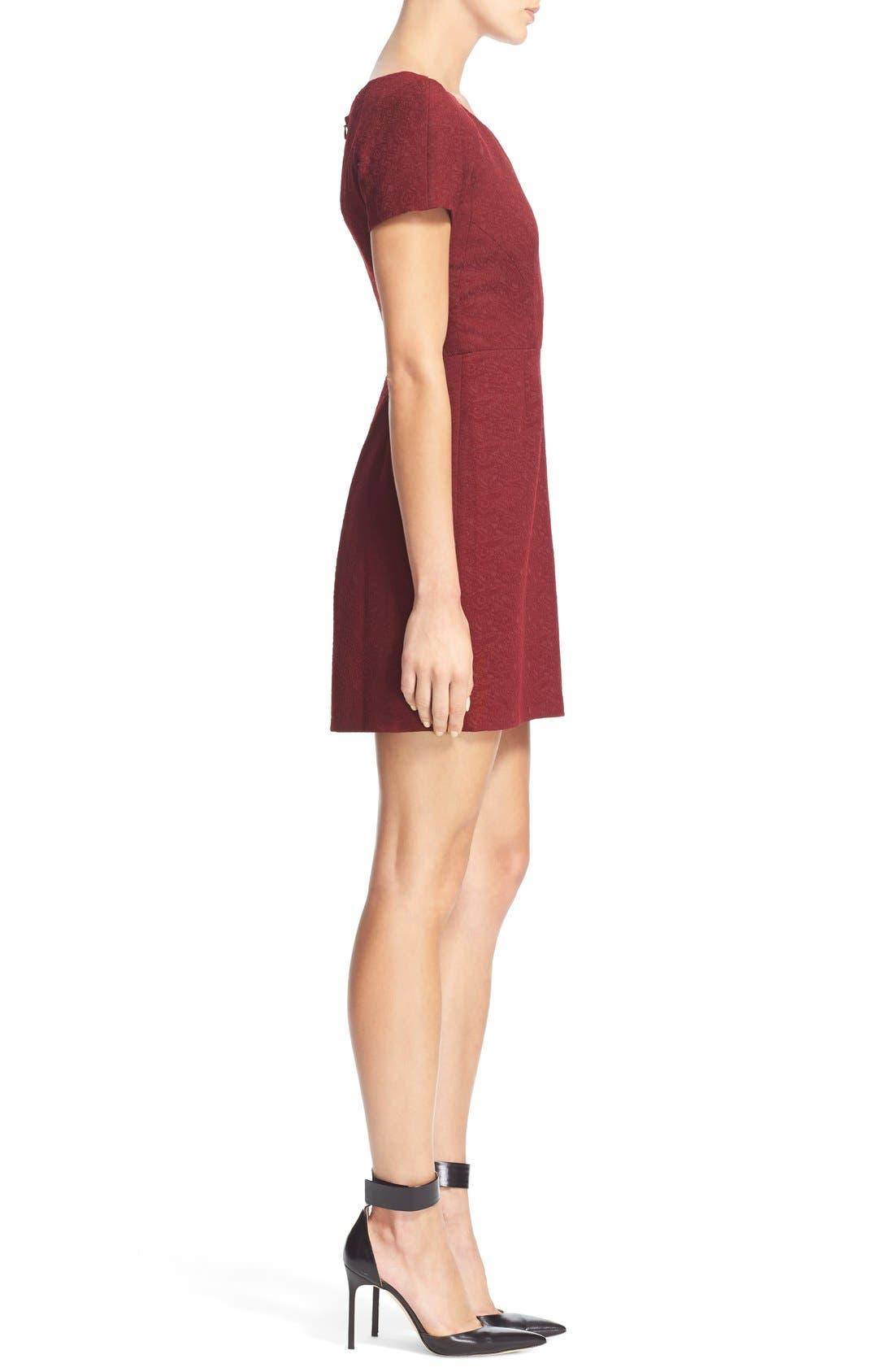 Alternate Image 3  - The KooplesFloral Jacquard Sheath Dress