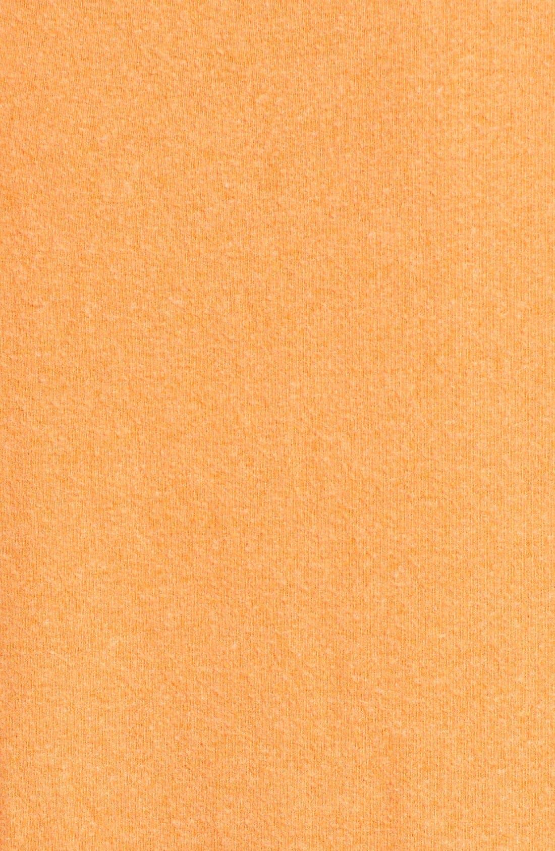 Alternate Image 6  - Wildfox'Baggy Beach Jumper -Pumpkin Love' Pullover