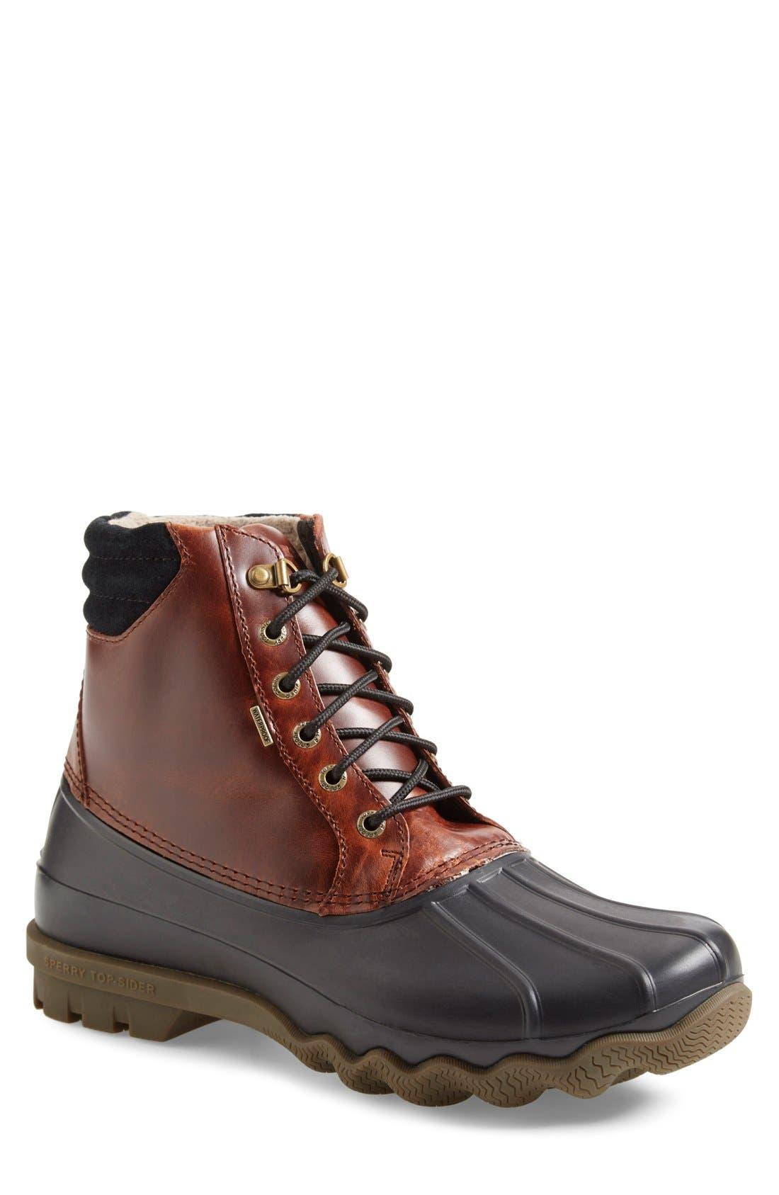 Main Image - Sperry Top-Sider® 'Avenue' Rain Boot (Men)