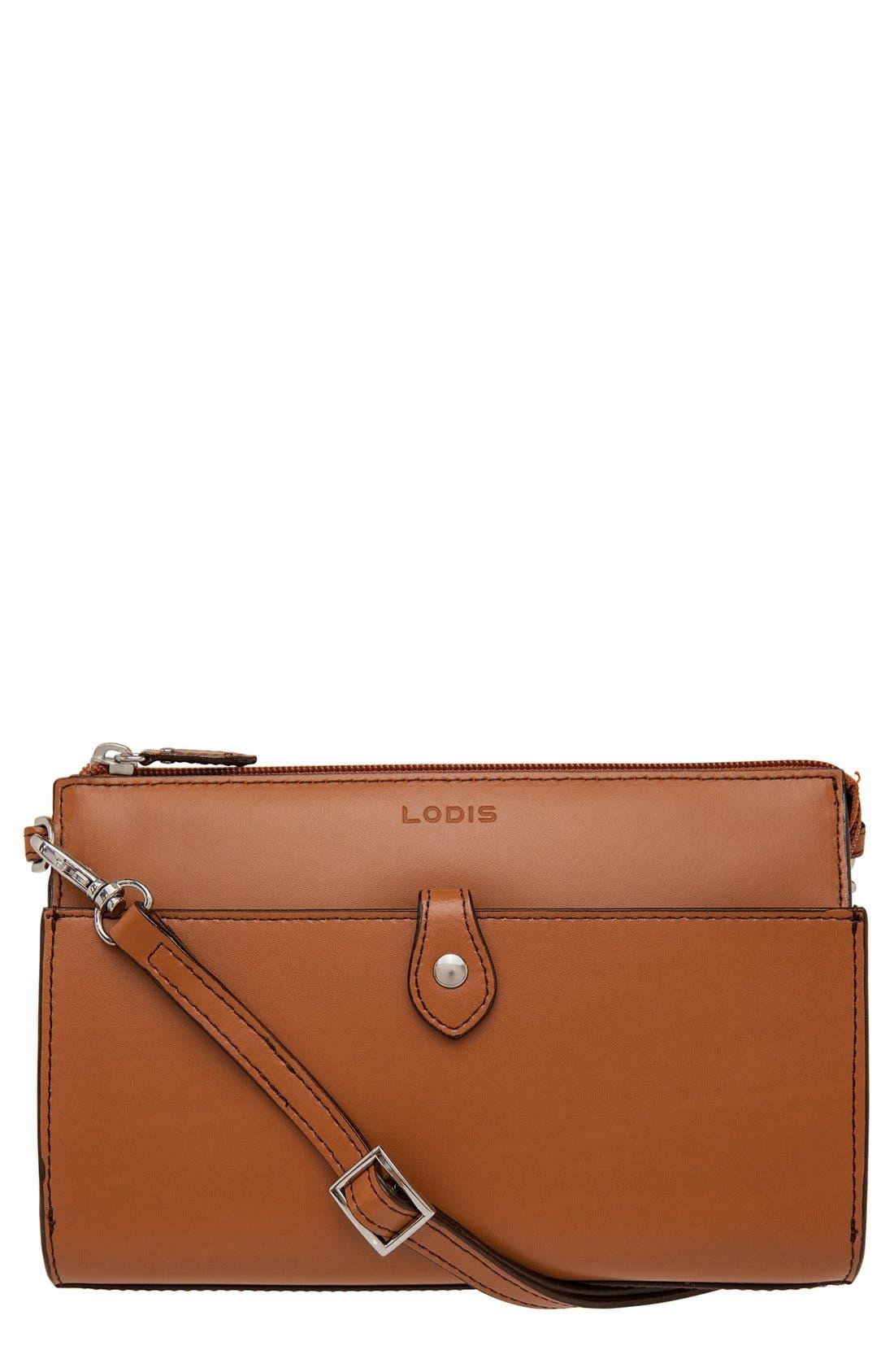 Lodis'Audrey Collection -Vicky' ConvertibleCrossbody Bag