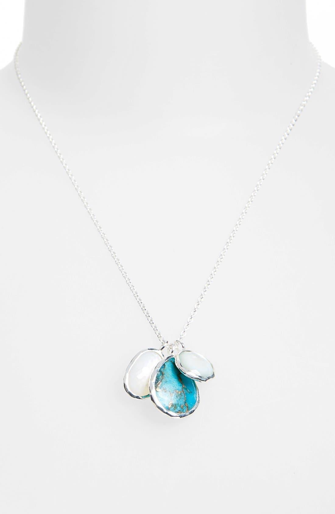 Alternate Image 2  - Ippolita 'Wonderland' Triple Charm Necklace (Nordstrom Exclusive)