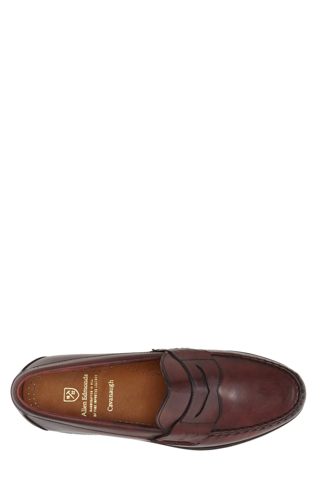 Alternate Image 3  - Allen Edmonds 'Cavanaugh' Penny Loafer (Men)