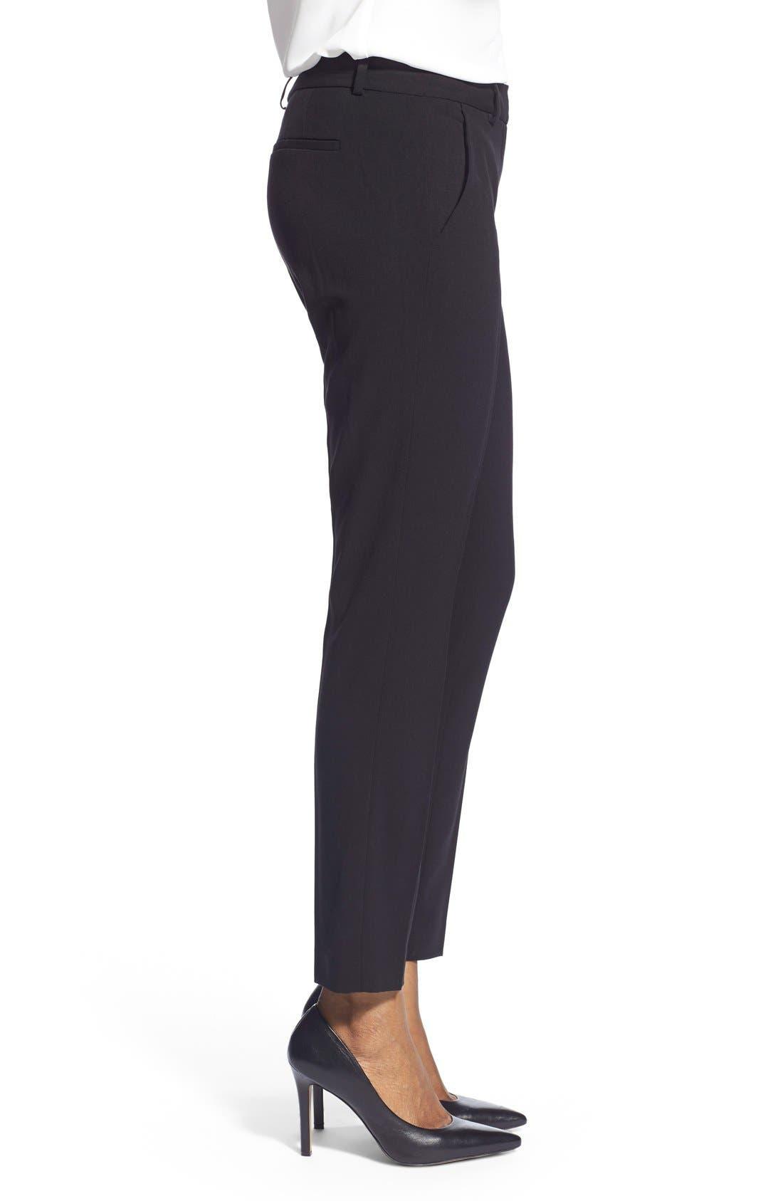 Alternate Image 4  - T Tahari Marlena Ankle Pants