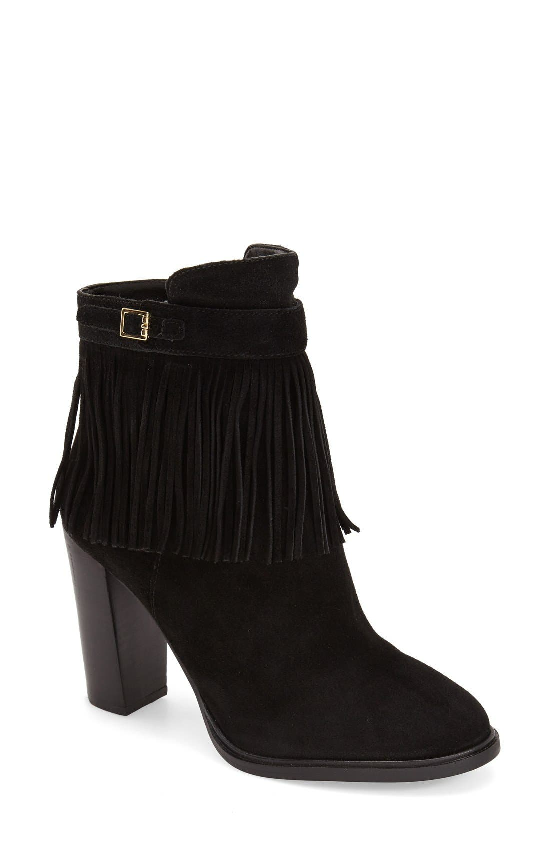 Alternate Image 1 Selected - Ivanka Trump 'Preta' Fringe Boot (Women)