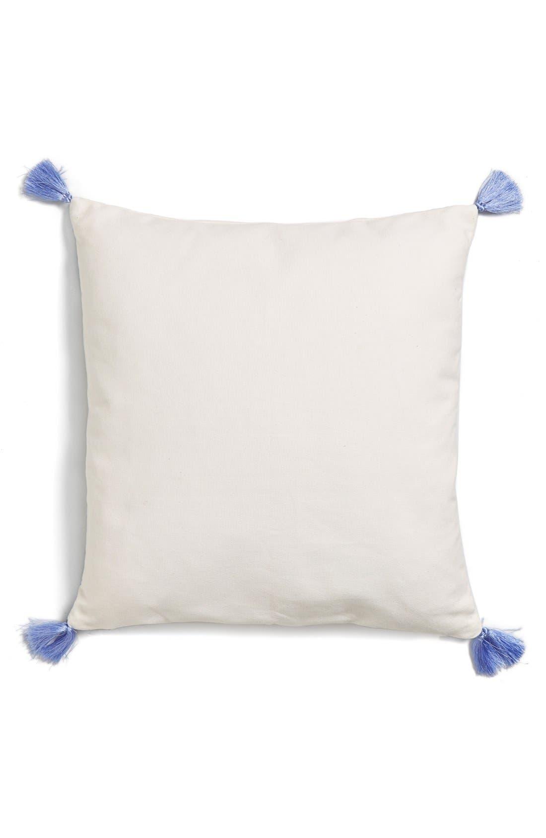 Alternate Image 2  - Levtex 'I Saw That... -Karma' Pillow