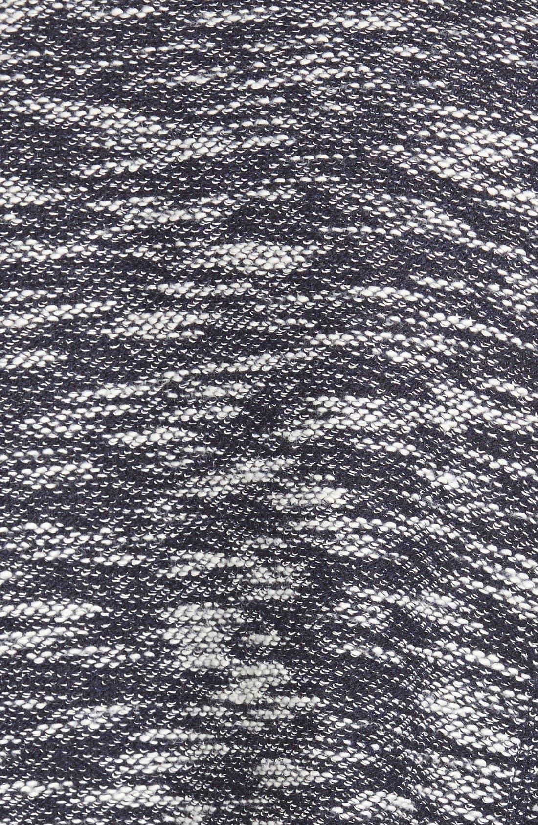 Alternate Image 5  - Caslon® Drape Front Cardigan (Regular & Petite)