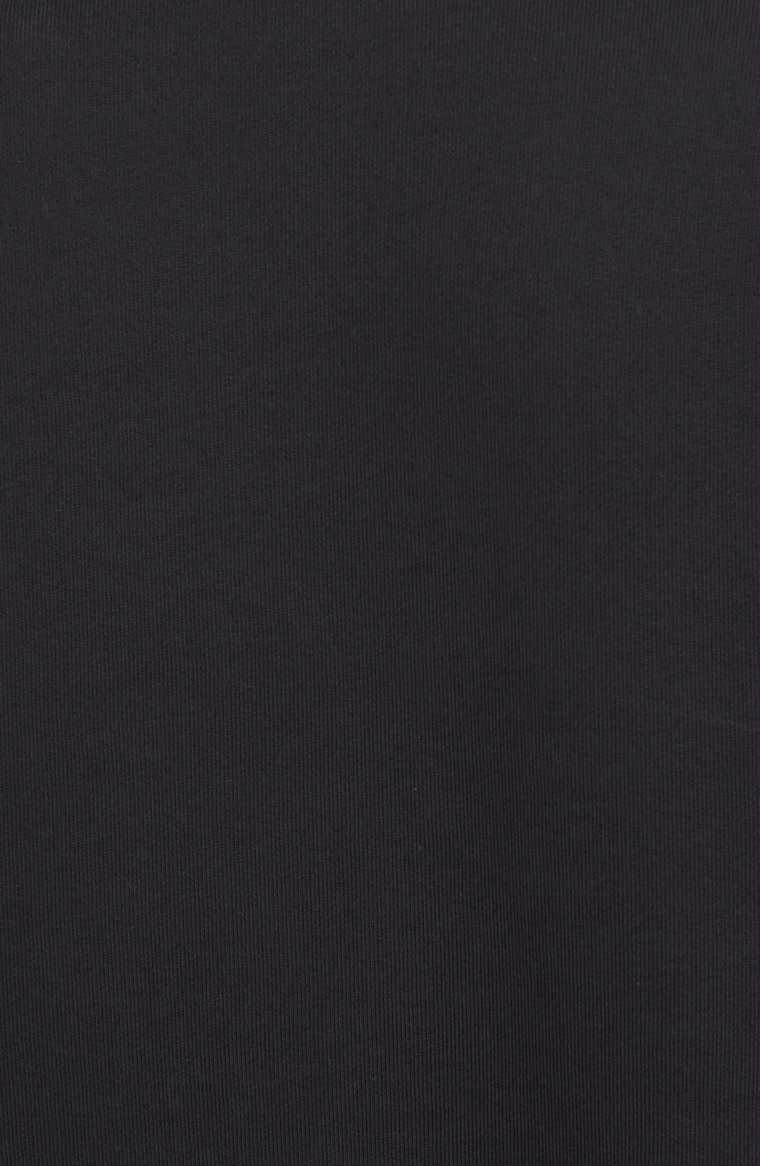 Alternate Image 5  - McQ by Alexander McQueen Oversized Graphic Sweatshirt