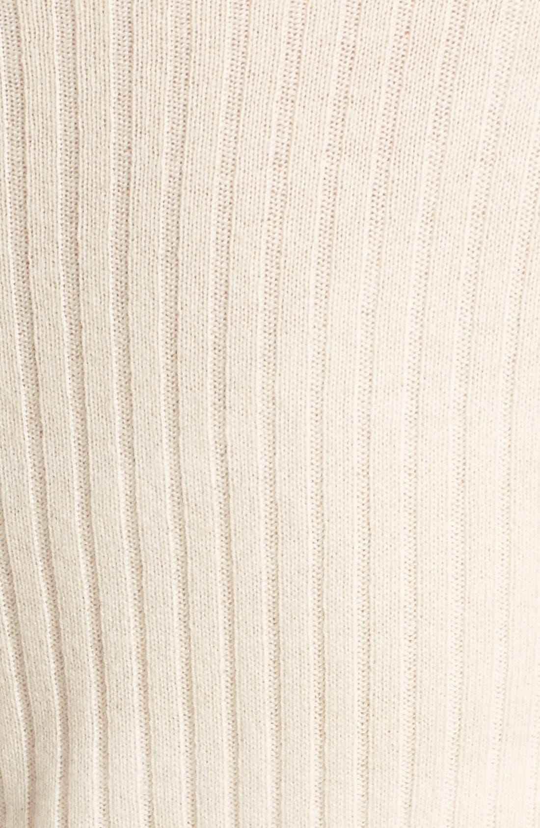 Alternate Image 3  - Alice + Olivia 'Hailee' Cowl Neck Sweater Dress