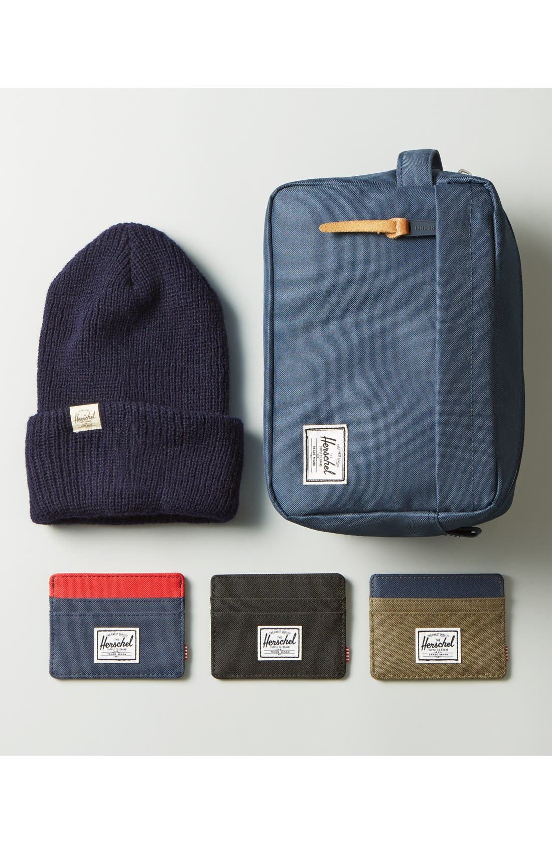 Alternate Image 3  - Herschel Supply Co. Charlie Card Case