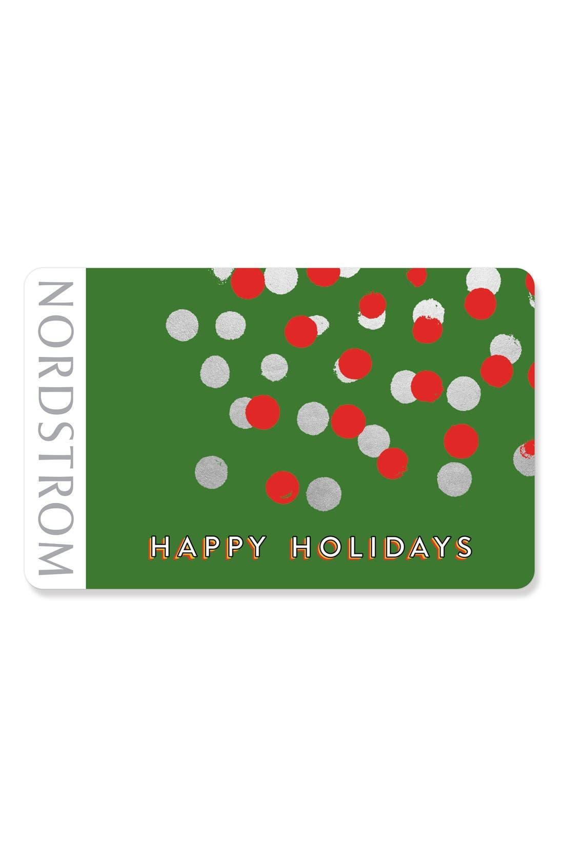 Nordstrom Twinkle, Twinkle Gift Card