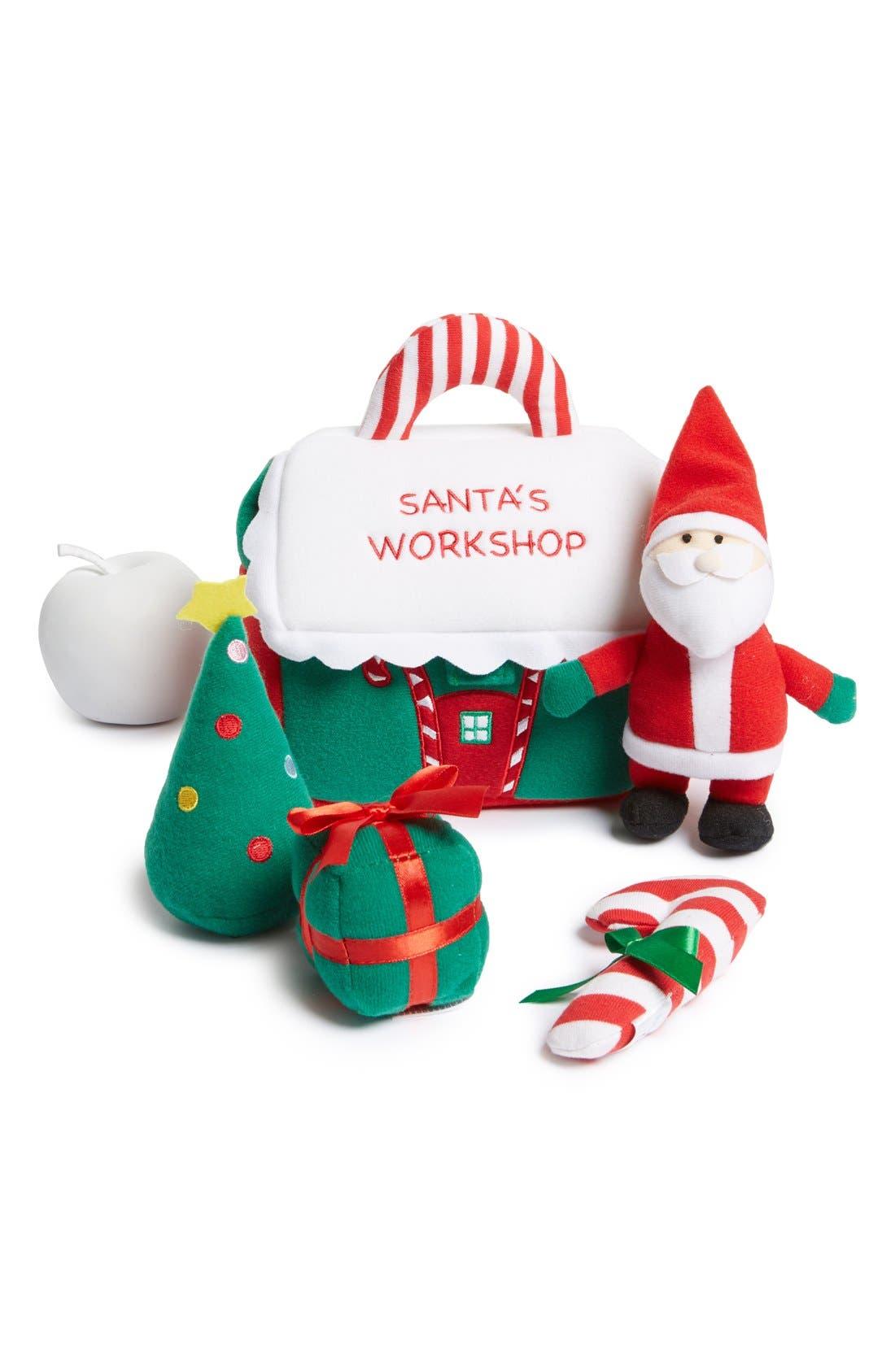 Gund 'Santa's Workshop' Plush Play Set (5-Piece)