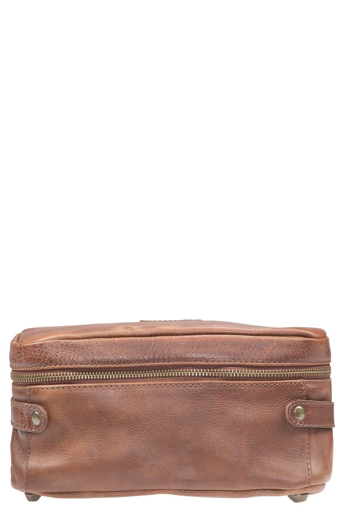 Will Leather Goods 'Desmond' Travel Kit