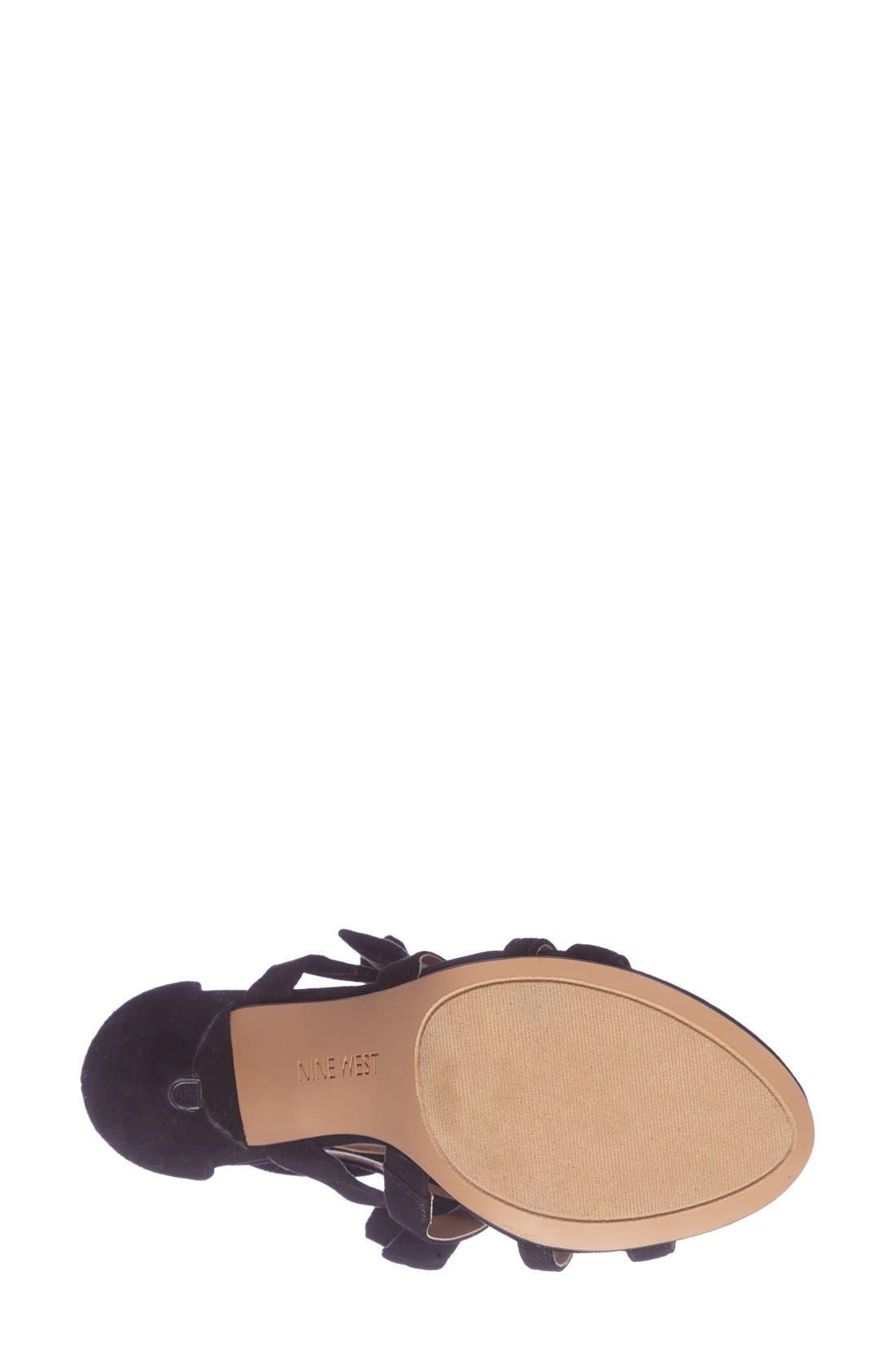 Alternate Image 4  - Nine West 'Rustic' Sandal (Women)