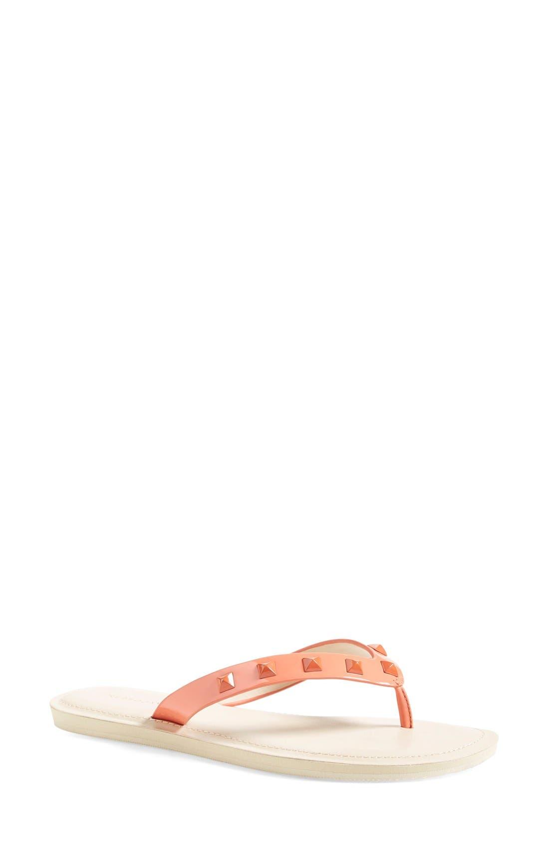 Alternate Image 1 Selected - Rebecca Minkoff 'Fiona' Thong Sandal (Women)