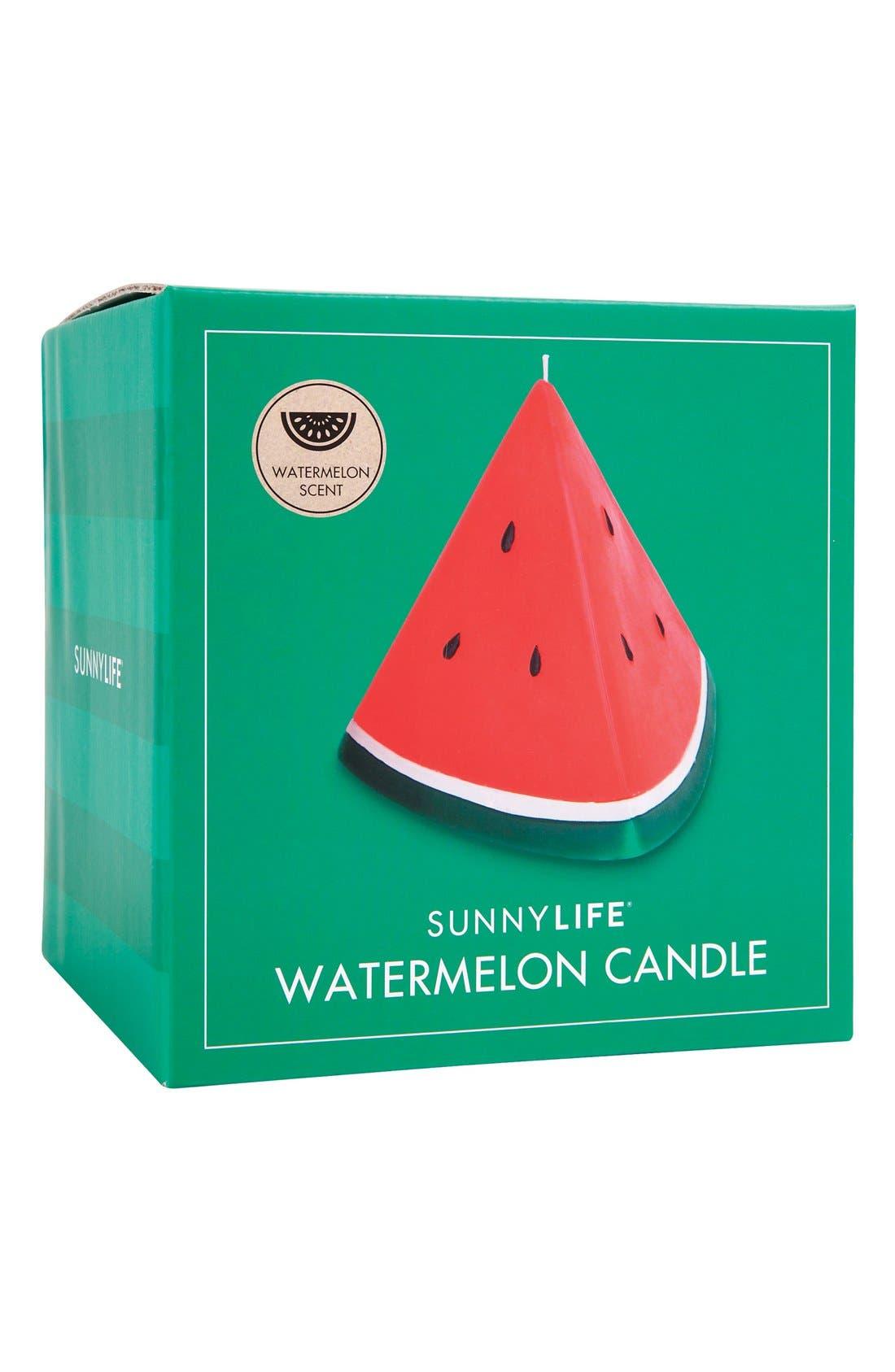 Alternate Image 3  - Sunnylife Watermelon Candle