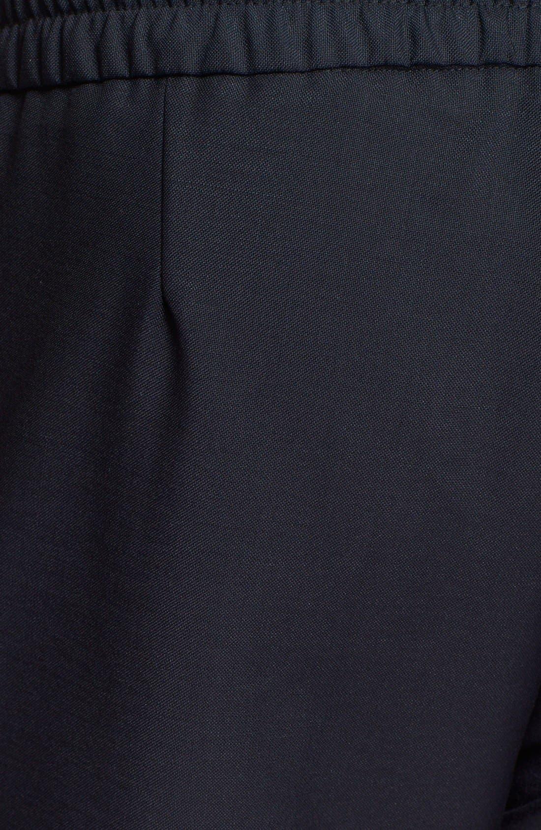 Ryder Wool Pants,                             Alternate thumbnail 5, color,                             Navy