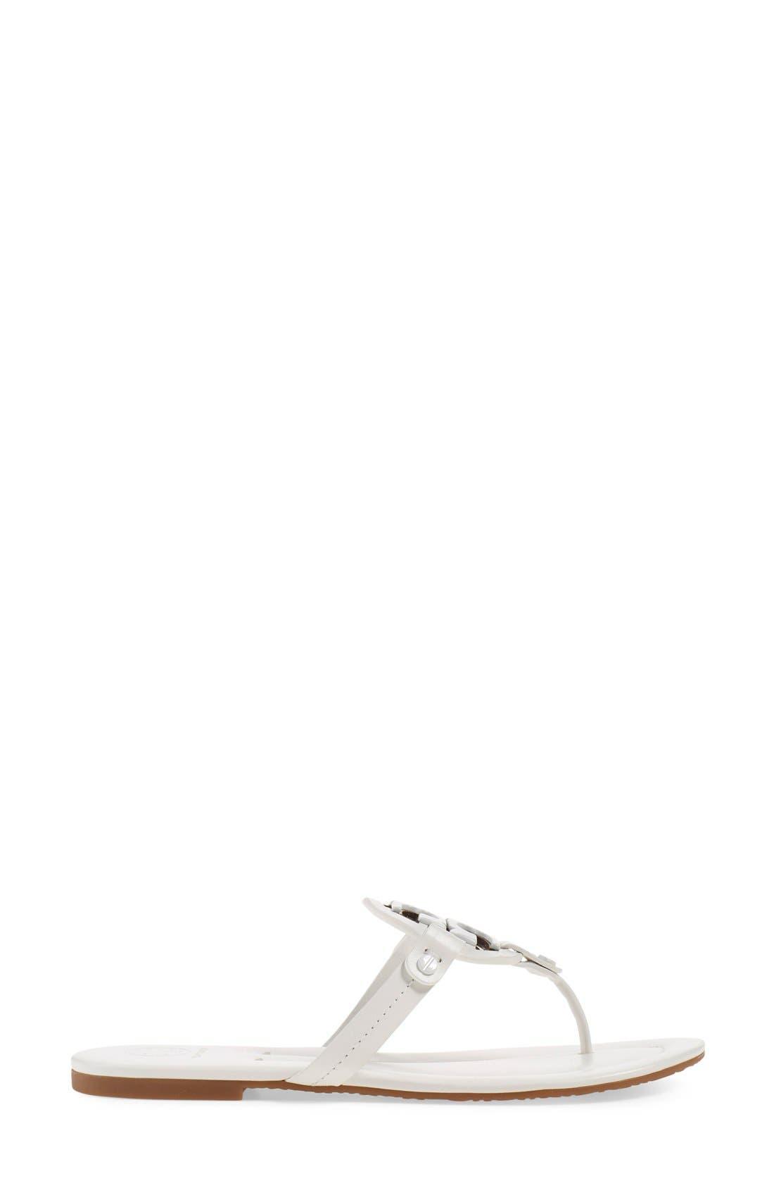 Alternate Image 4  - Tory Burch 'Miller 2' Logo Sandal (Women)