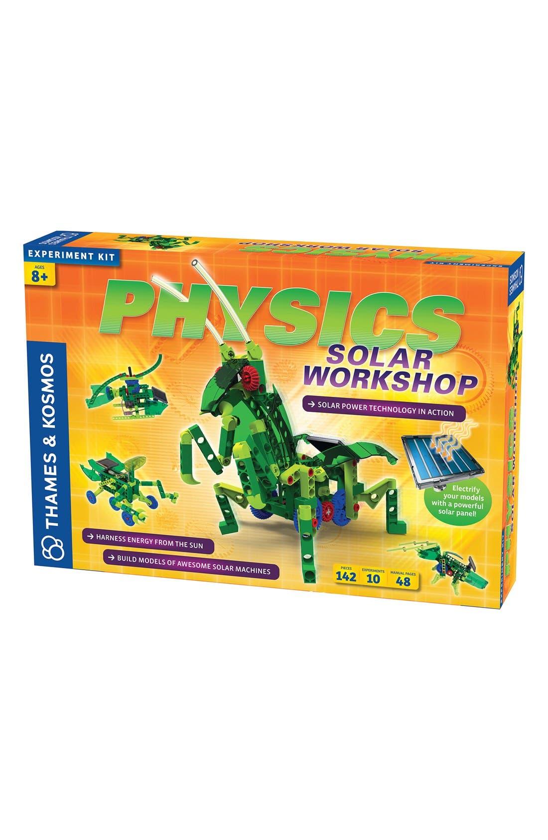 'Physics Solar Workshop V2.0' Experiment Kit,                             Main thumbnail 1, color,                             Orange