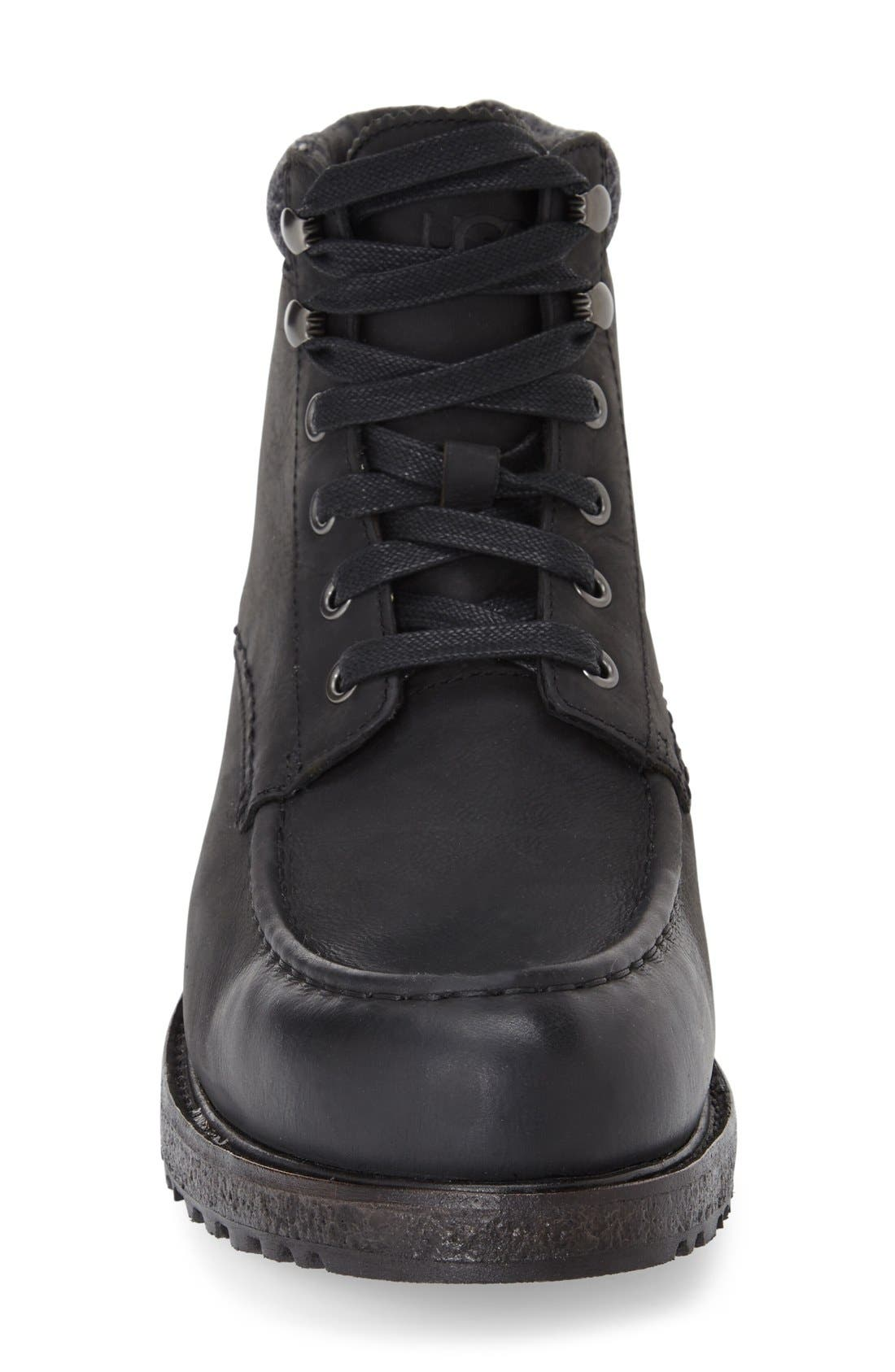 Alternate Image 3  - UGG® Merrick Moc Toe Boot (Men)