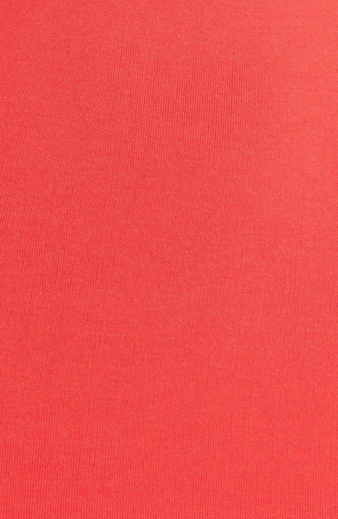 Alternate Image 5  - BCBGMAXAZRIA 'Fyonna' Cutout Sweater Body-Con Dress