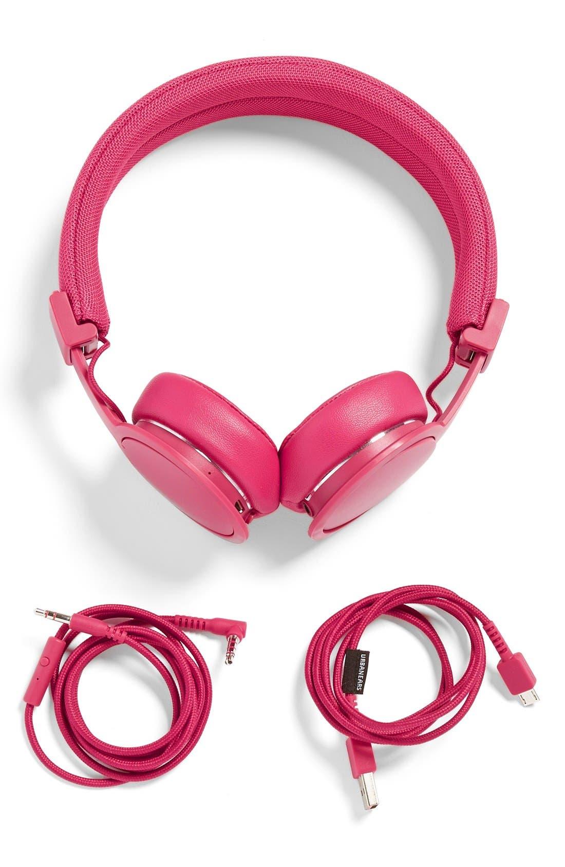 Urbanears White Headphones Earbuds Nordstrom Plattan Ii Powder Pink