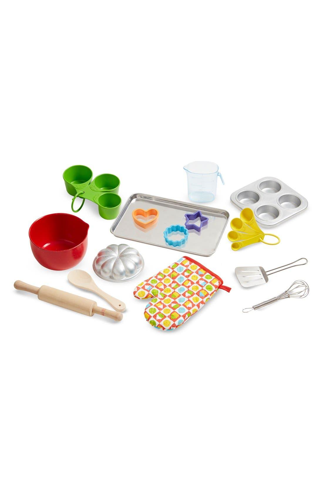 Baking Play Set,                         Main,                         color, Multi