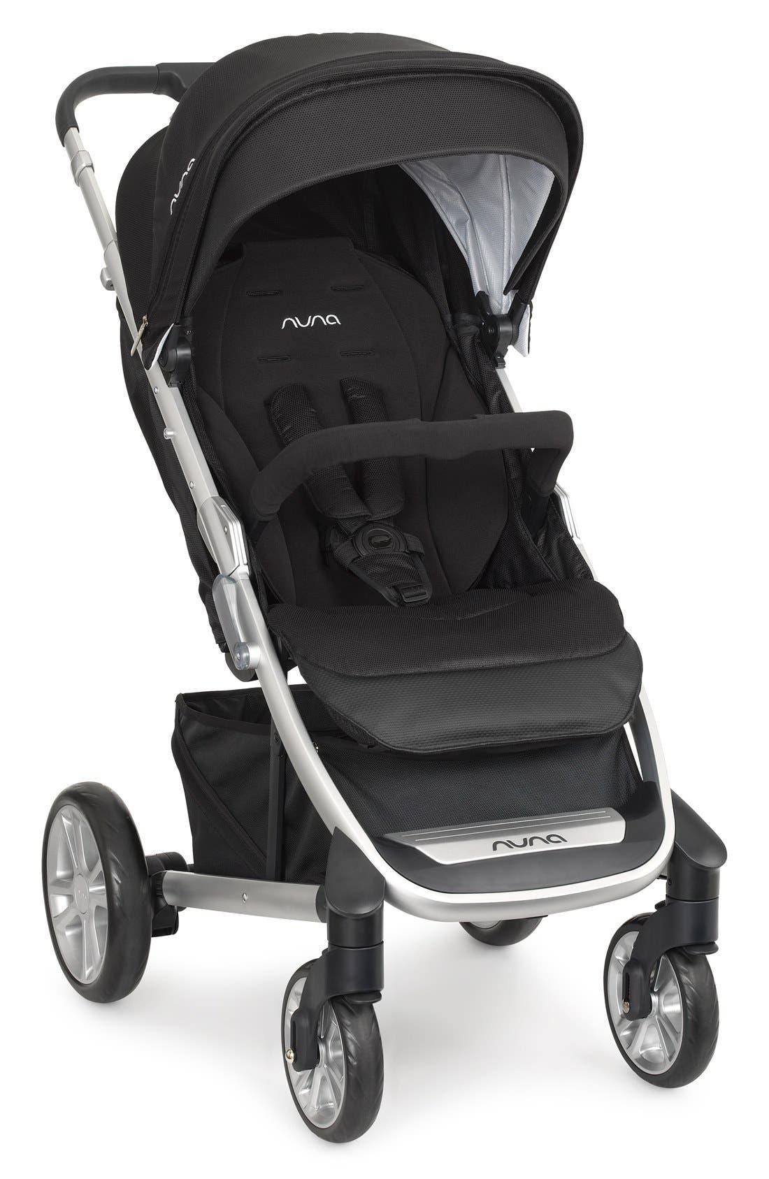 Alternate Image 2  - nuna 'TAVO™' Travel System (Stroller, Car Seat & Base)