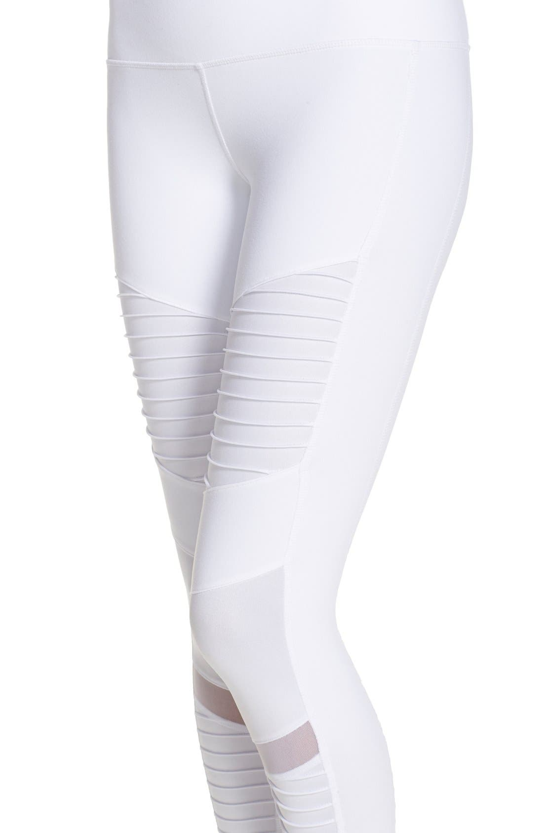 Alternate Image 4  - Alo Moto Leggings