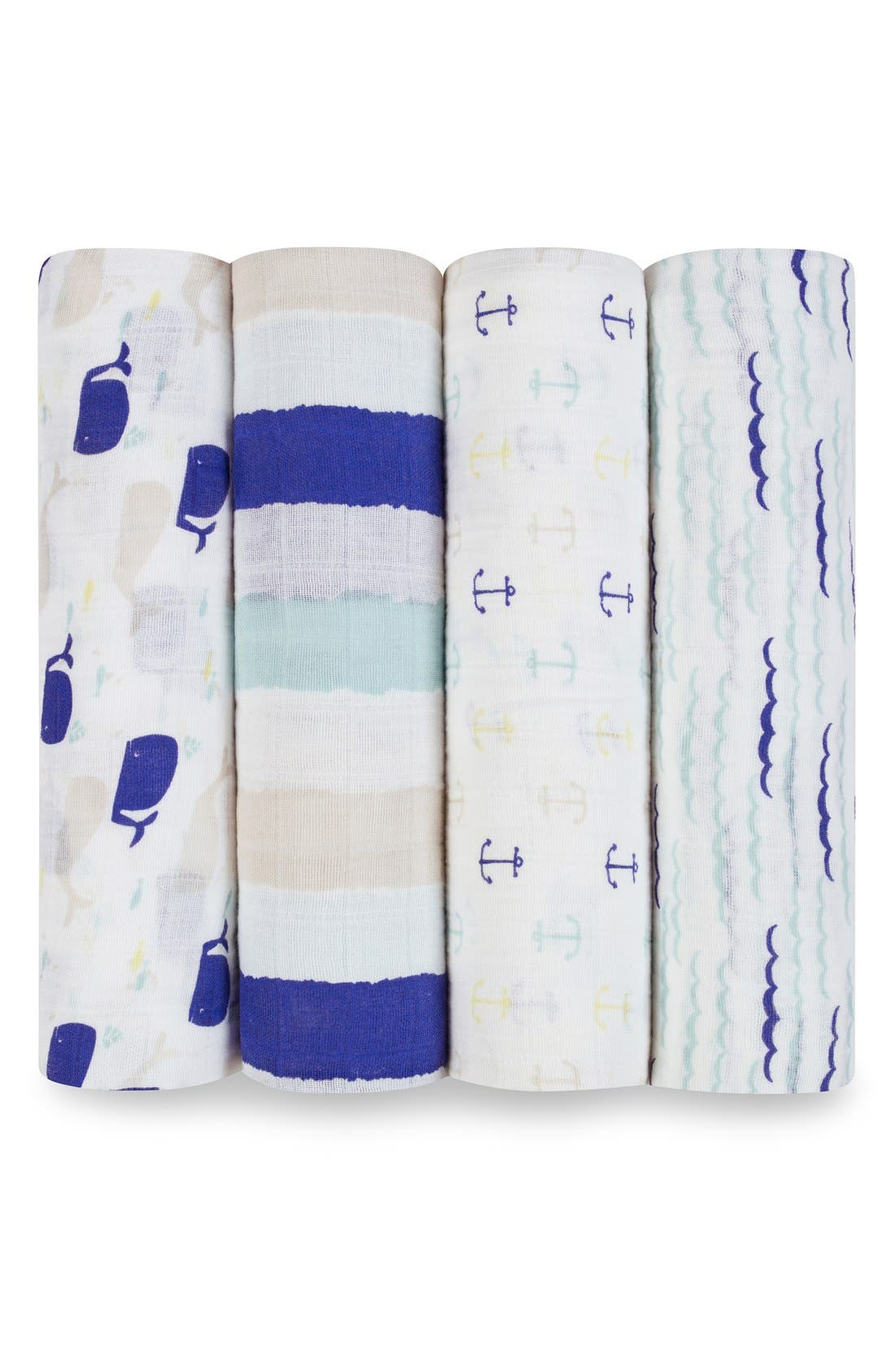 aden + anais Swaddling Cloths (4-Pack)