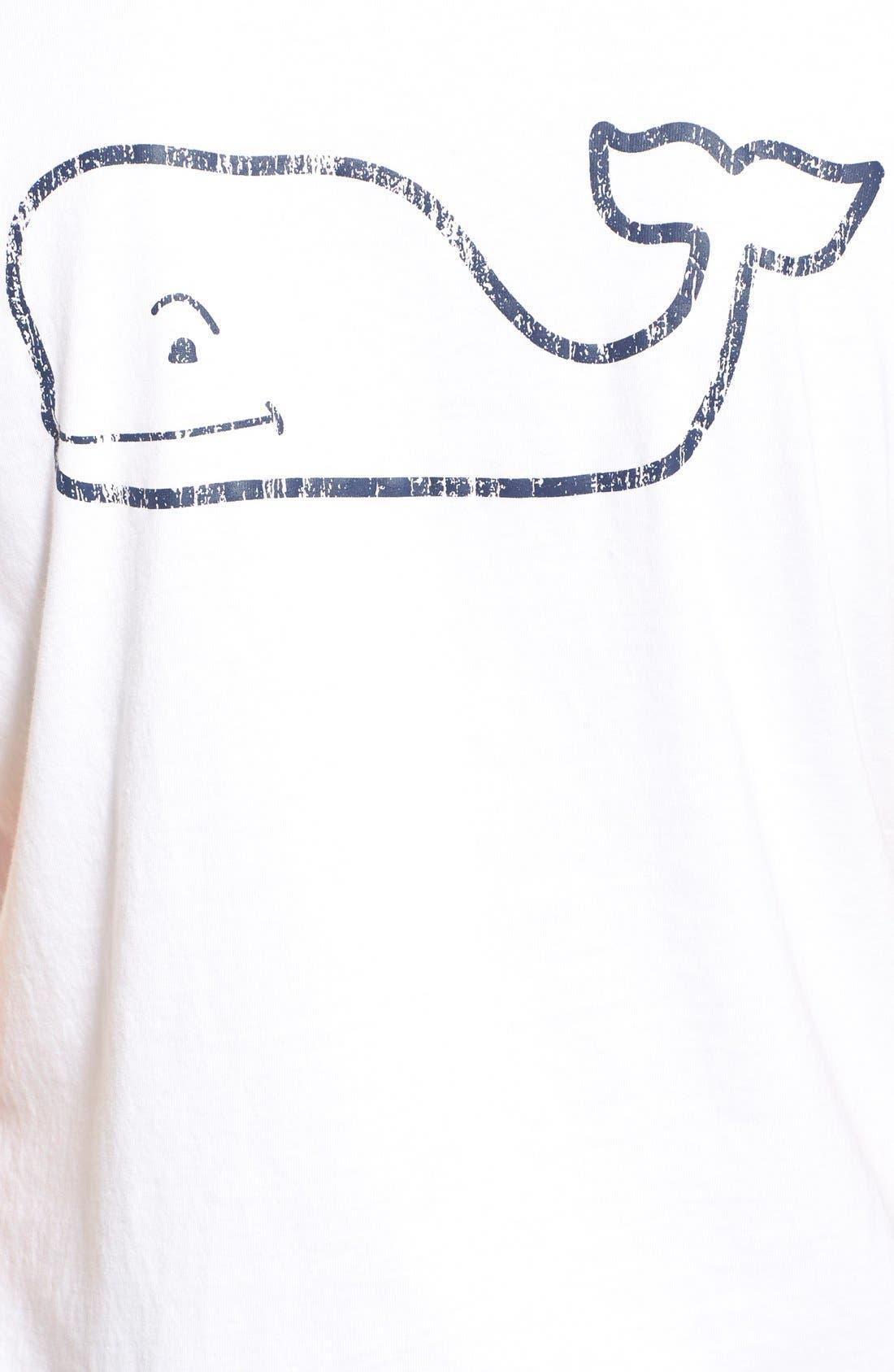 Alternate Image 5  - Vineyard Vines Whale Graphic Short Sleeve Pocket Tee