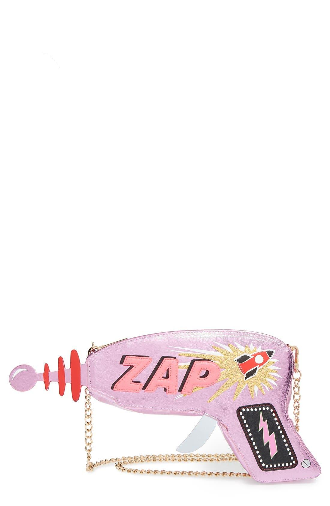 Alternate Image 1 Selected - Skinnydip 'ZAP' Convertible Clutch