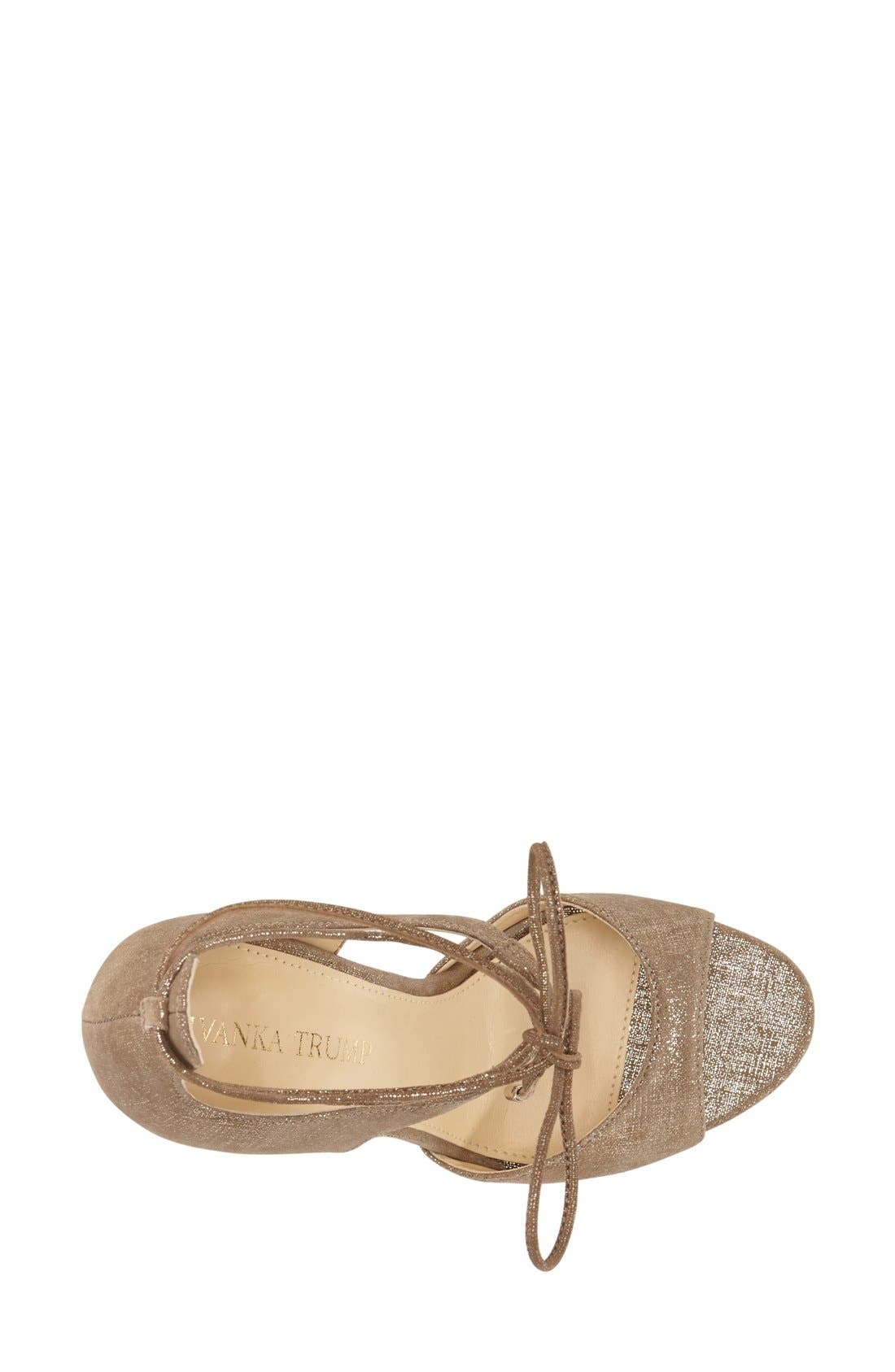 Alternate Image 3  - Ivanka Trump 'Holidae' d'Orsay Sandal (Women)