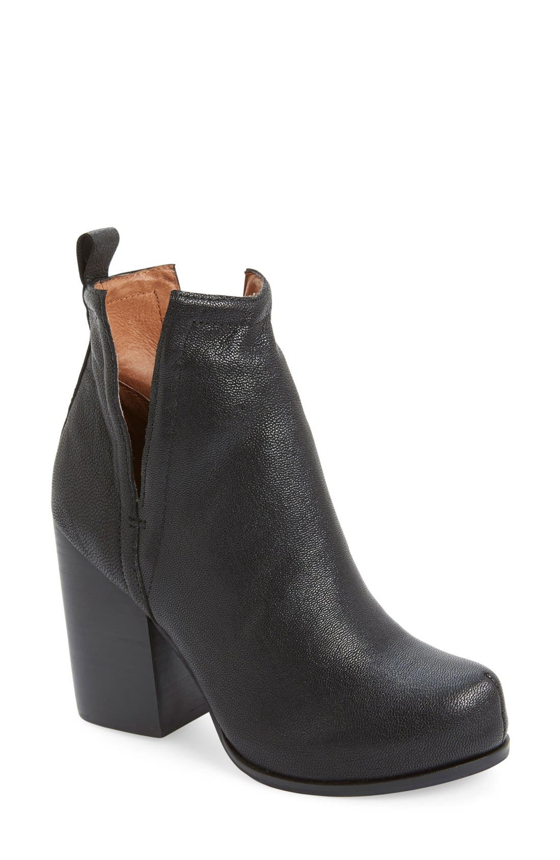 Alternate Image 1 Selected - Jeffrey Campbell 'Oshea' Bootie (Women)